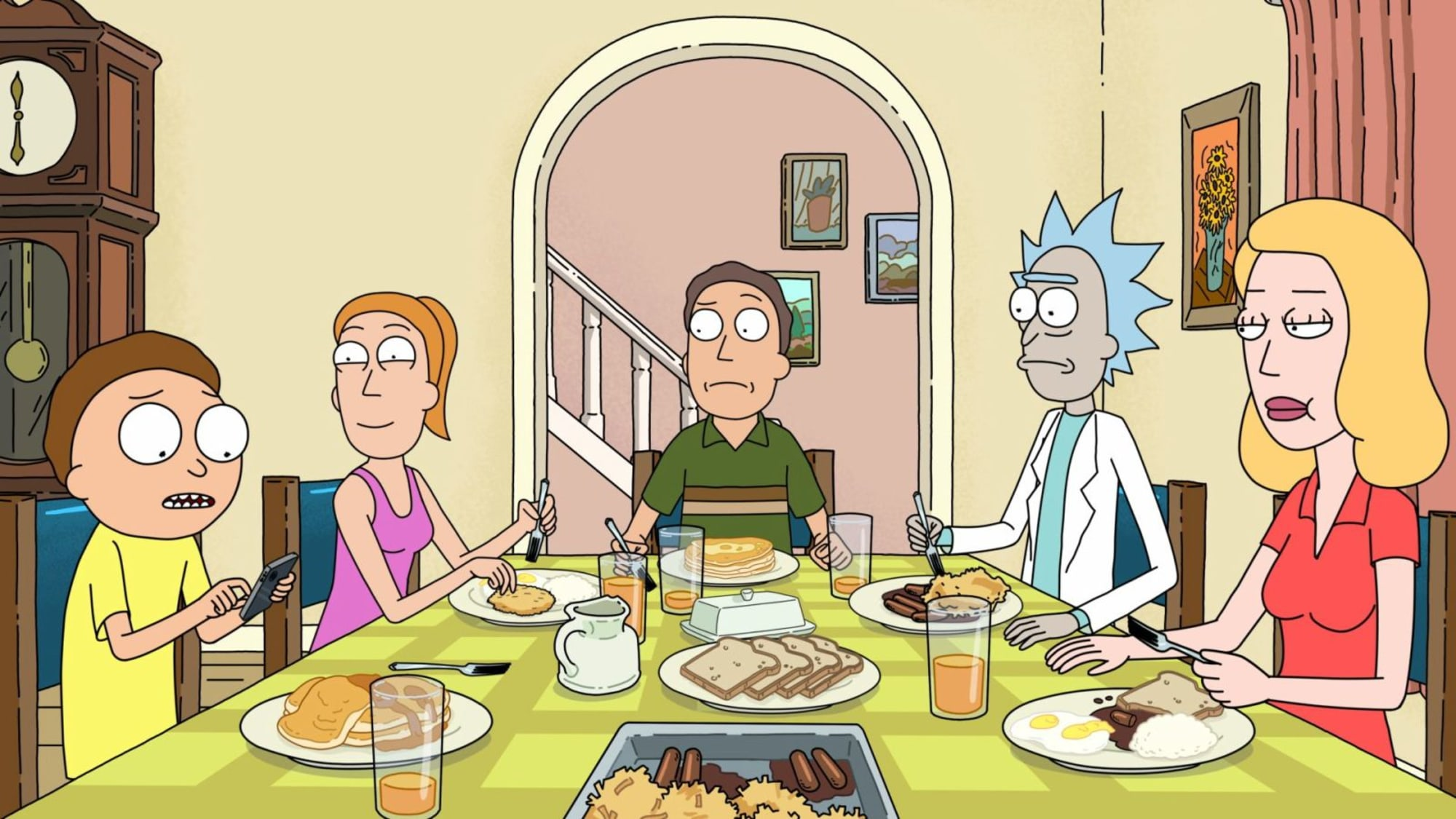 Rick And Morty Season 2 Stream