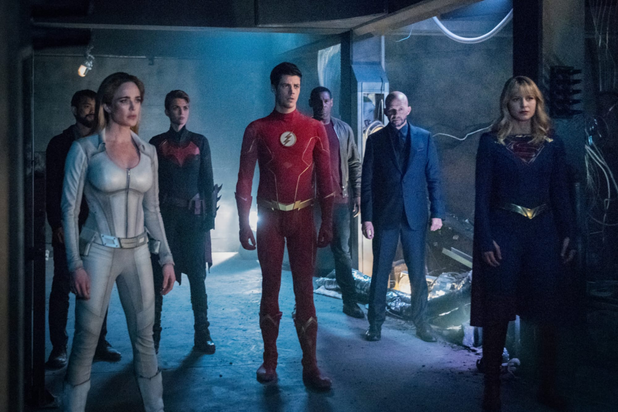 The Flash and the 5 best superhero shows on Netflix