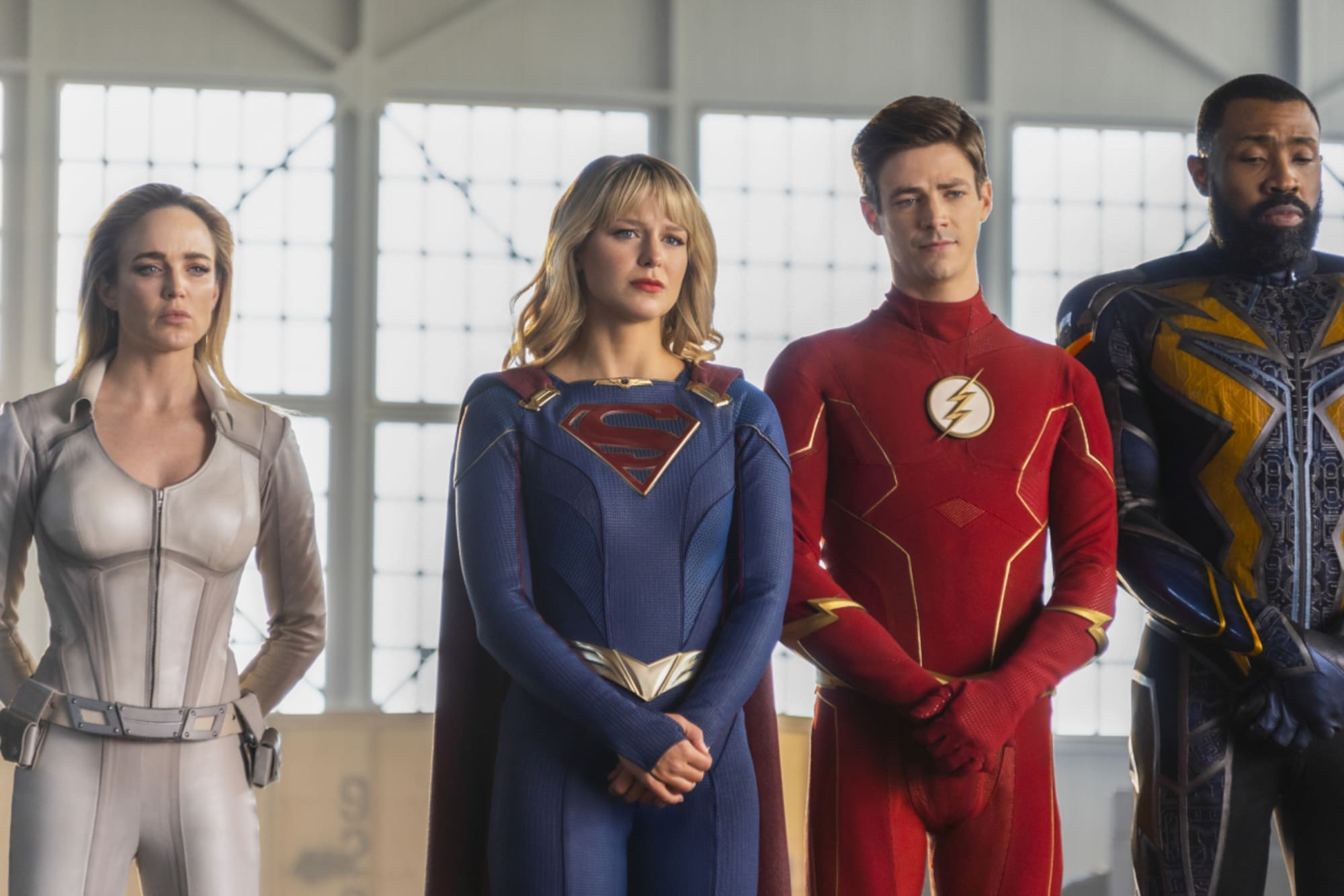 10 Things To Know About Earth Prime Before The Flash And Arrow Return