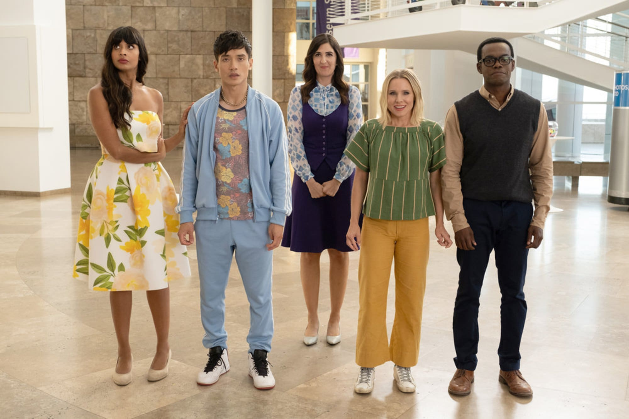 The Good Place season 4 is coming to Netflix tonight
