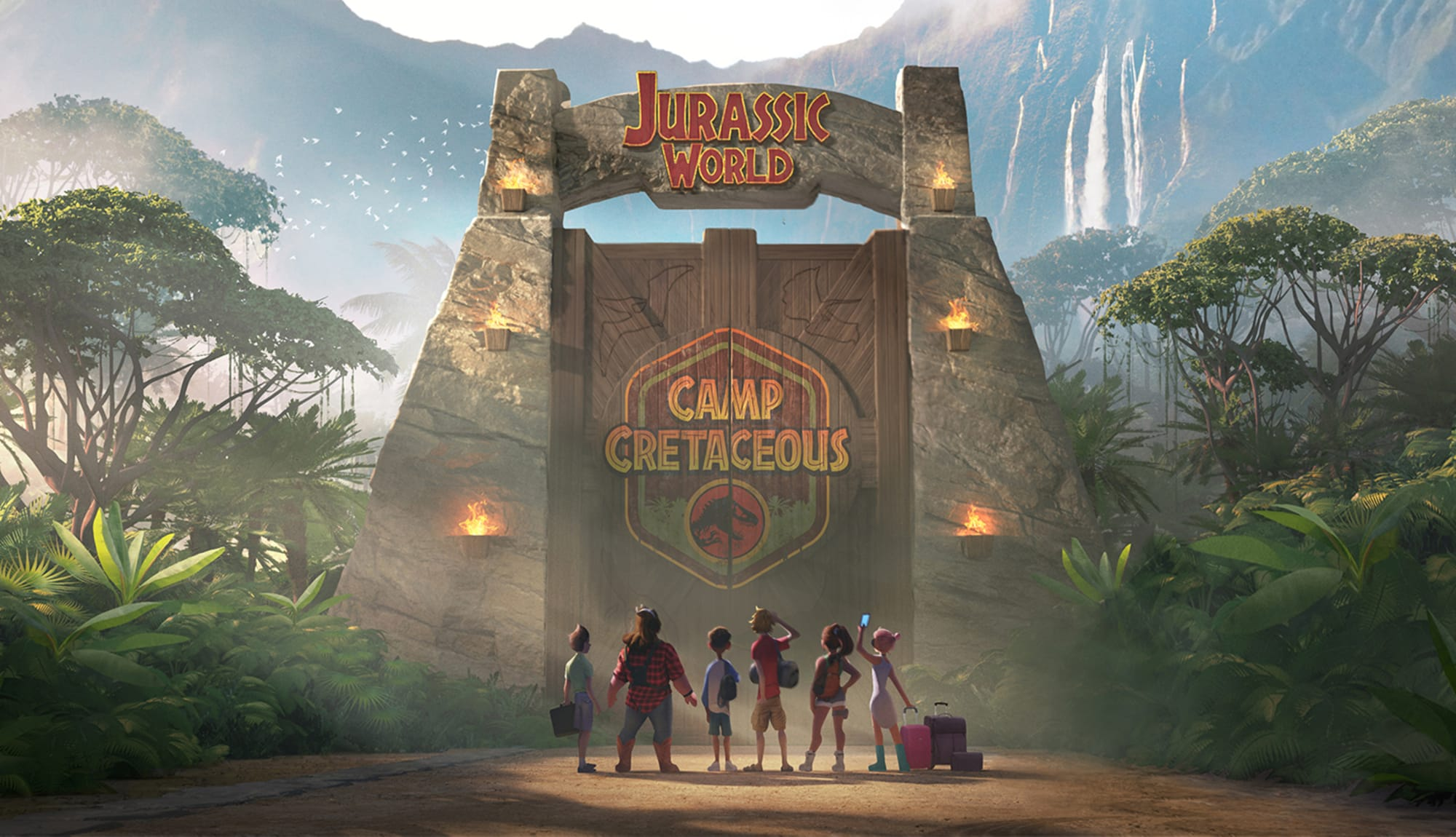 What is Jurassic World: Camp Cretaceous season 3 on Netflix about?