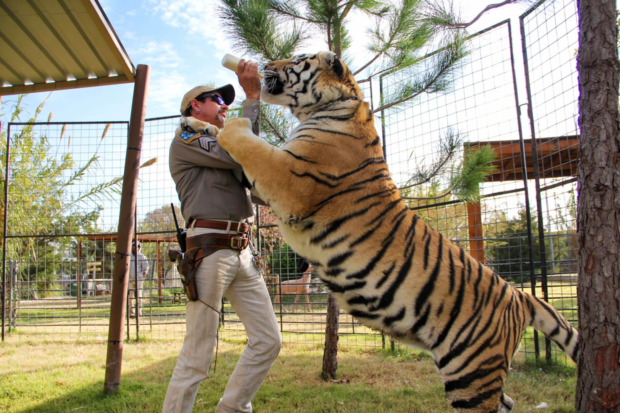 Tiger King season 2 release date confirmed for November 2021