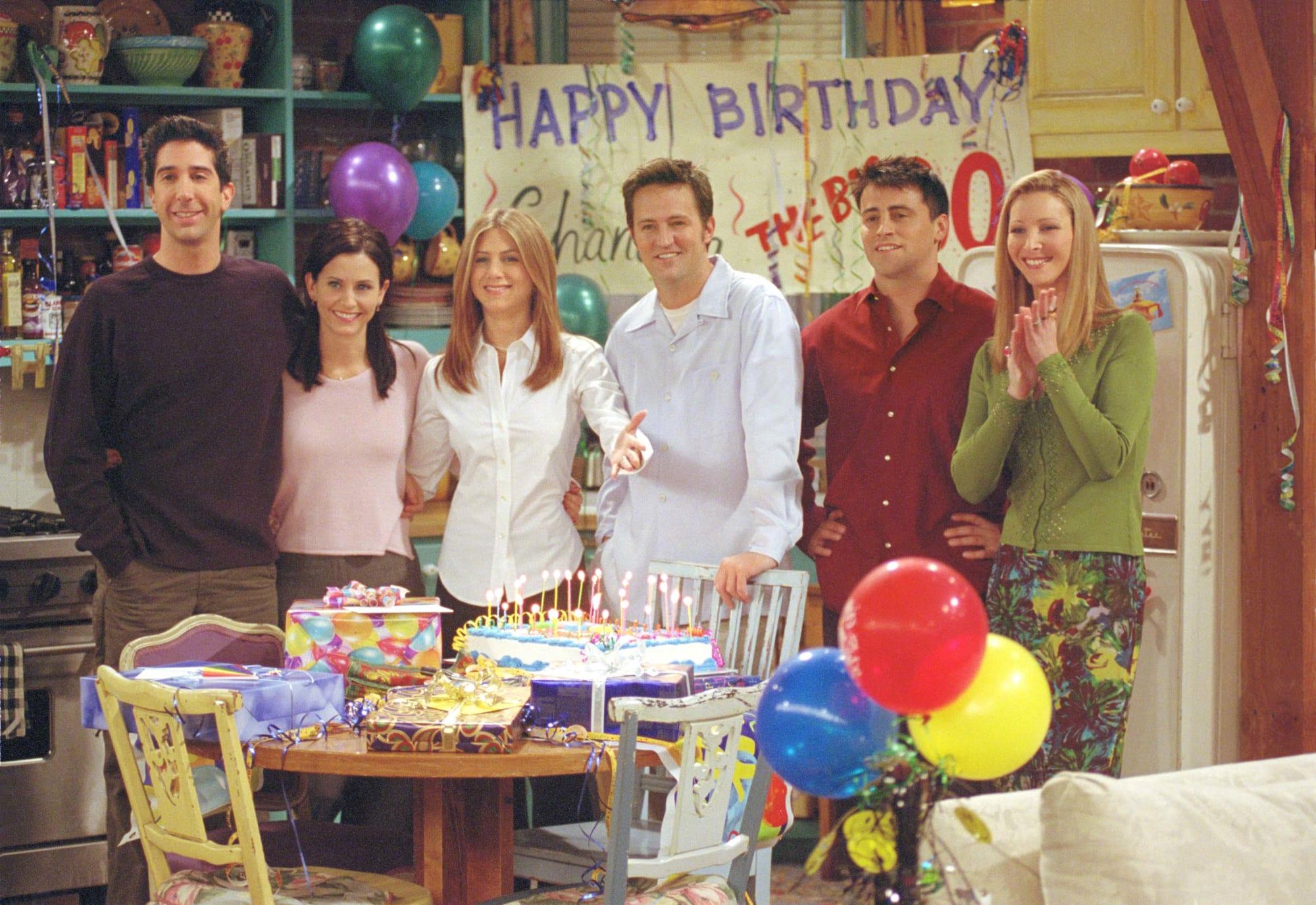 Is the Friends reunion on Netflix?