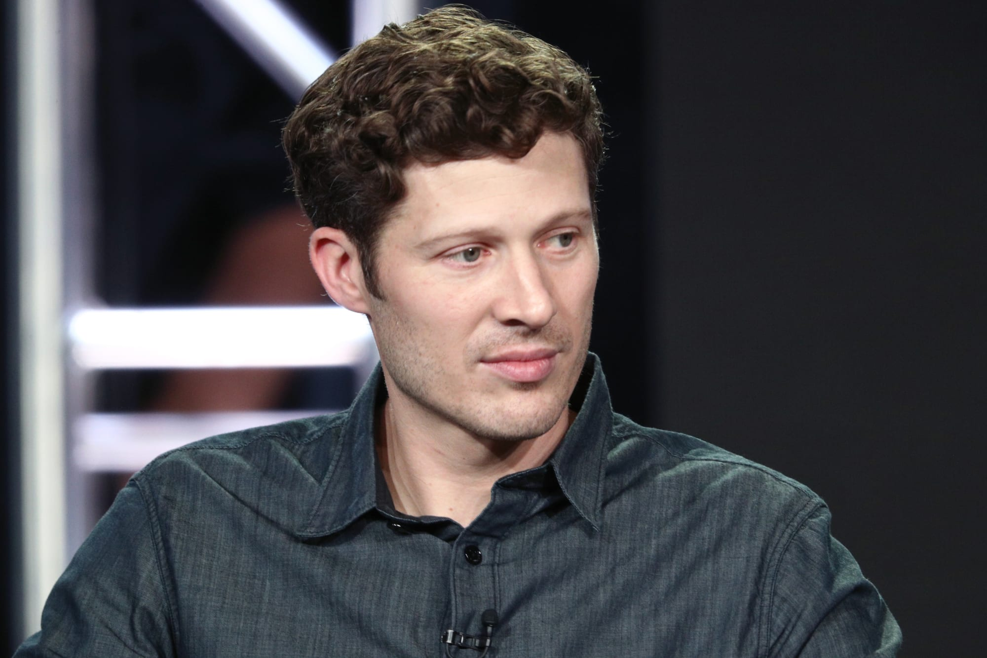 Who is Zach Gilford dating? The Midnight Mass star's relationship status - Netflix Life
