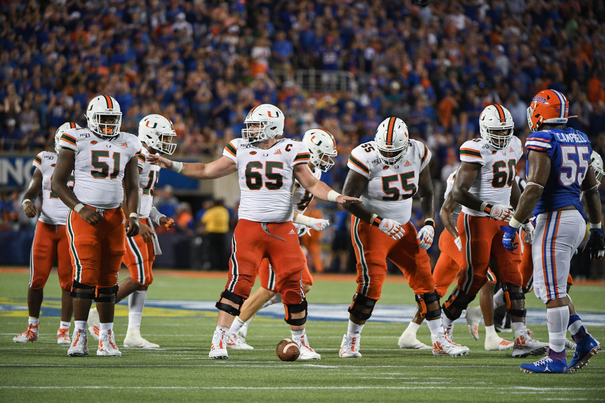 2022 NFL Draft: Miami OT Zion Nelson scouting report and 2021 outlook
