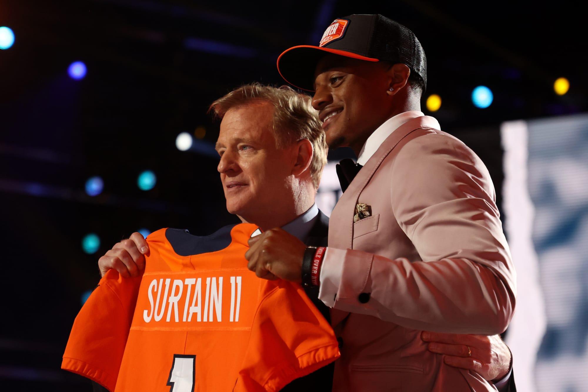 2021 NFL Draft grades: Denver Broncos punt on quarterbacks