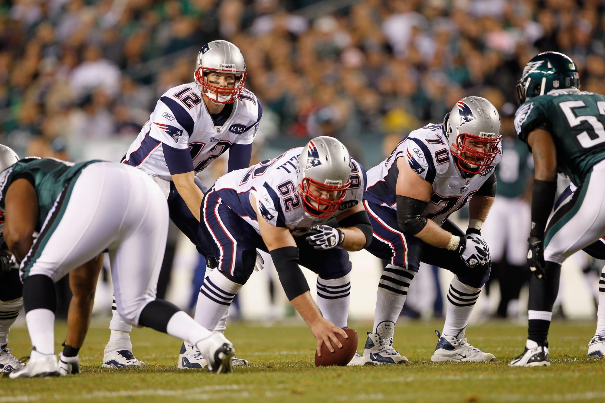 Philadelphia Eagles vs. New England Patriots: Super Bowl ...