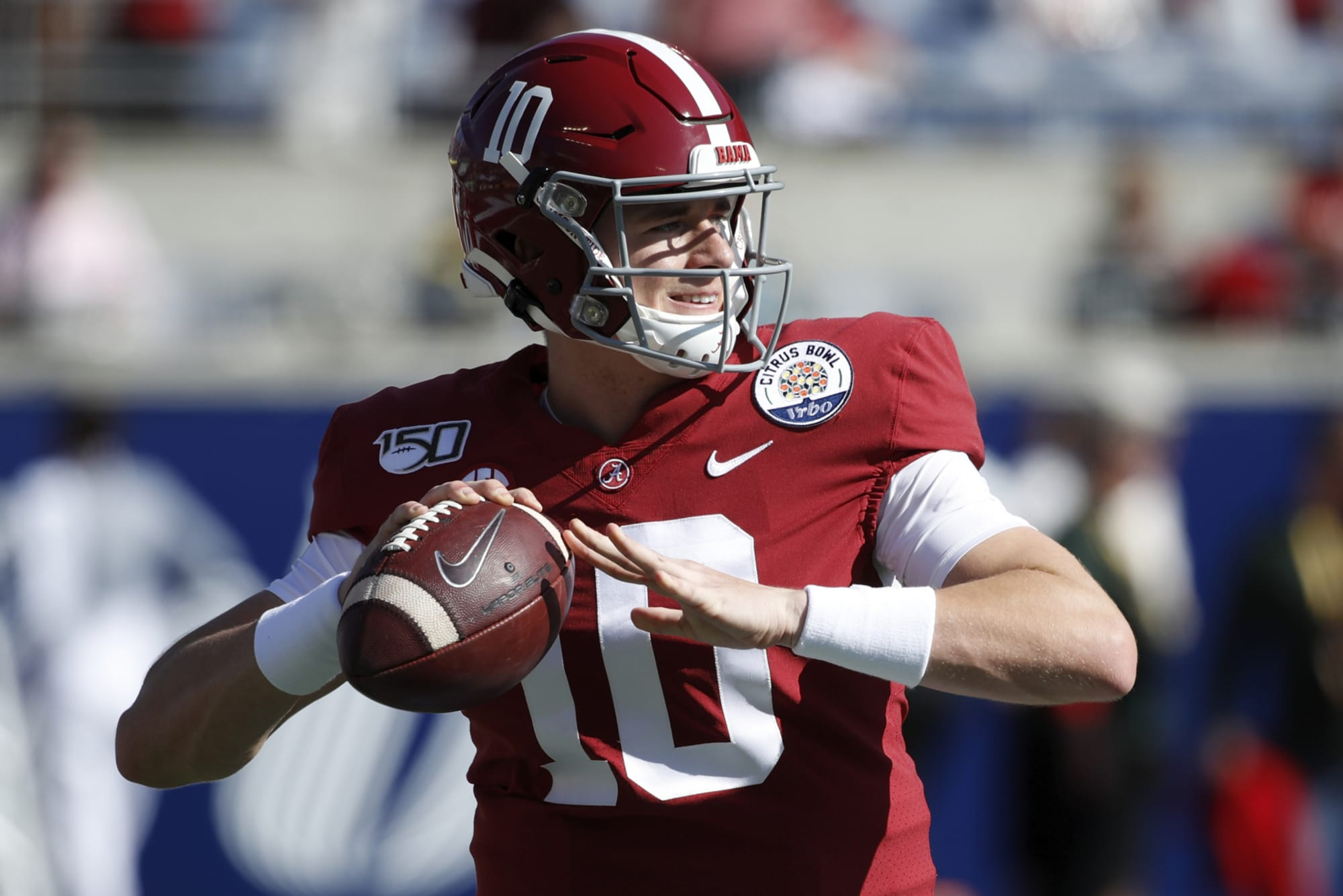 2021 NFL Draft: Alabama QB Mac Jones scouting report and his NFL fit