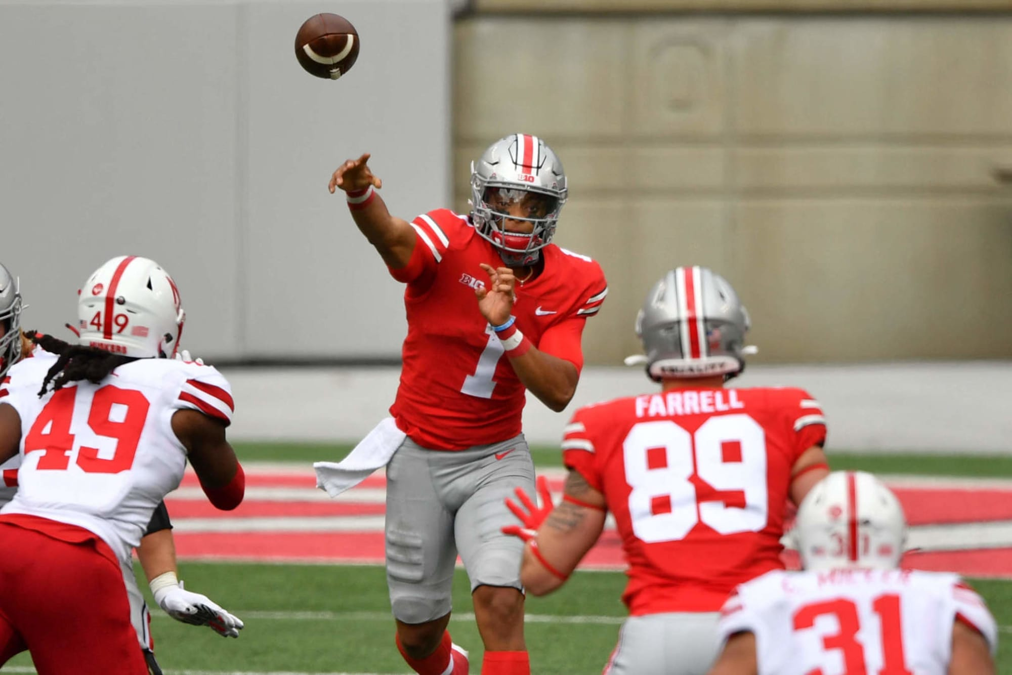 Justin Fields will be first successful NFL quarterback from Ohio State