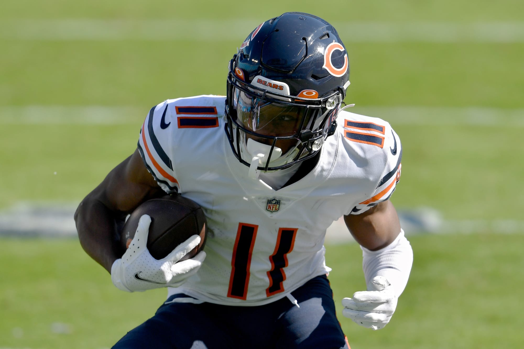 Chicago Bears WR Darnell Mooney is poised for breakout in 2021