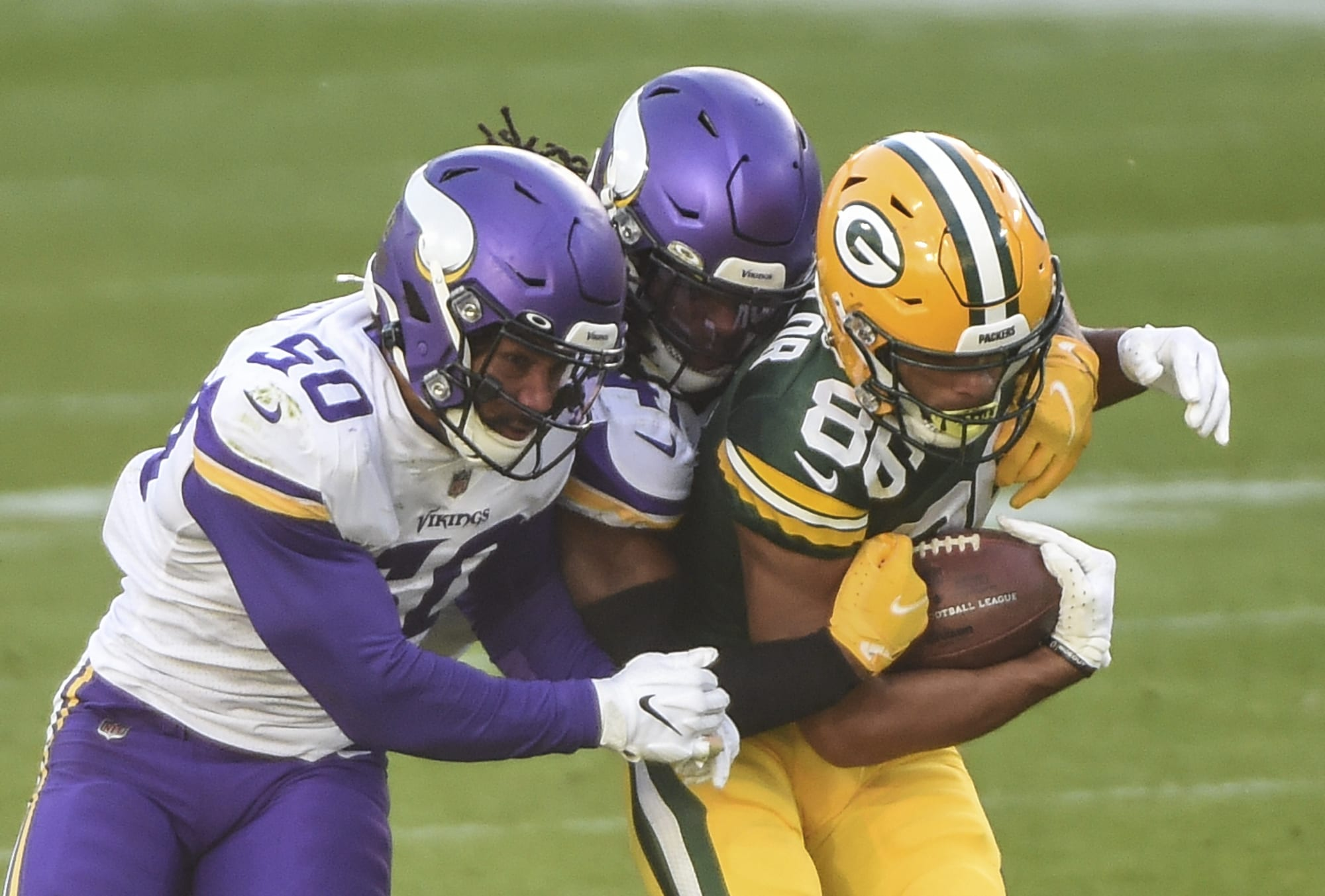 2022 NFL Draft notebook: Minnesota Vikings could surprise this year and more