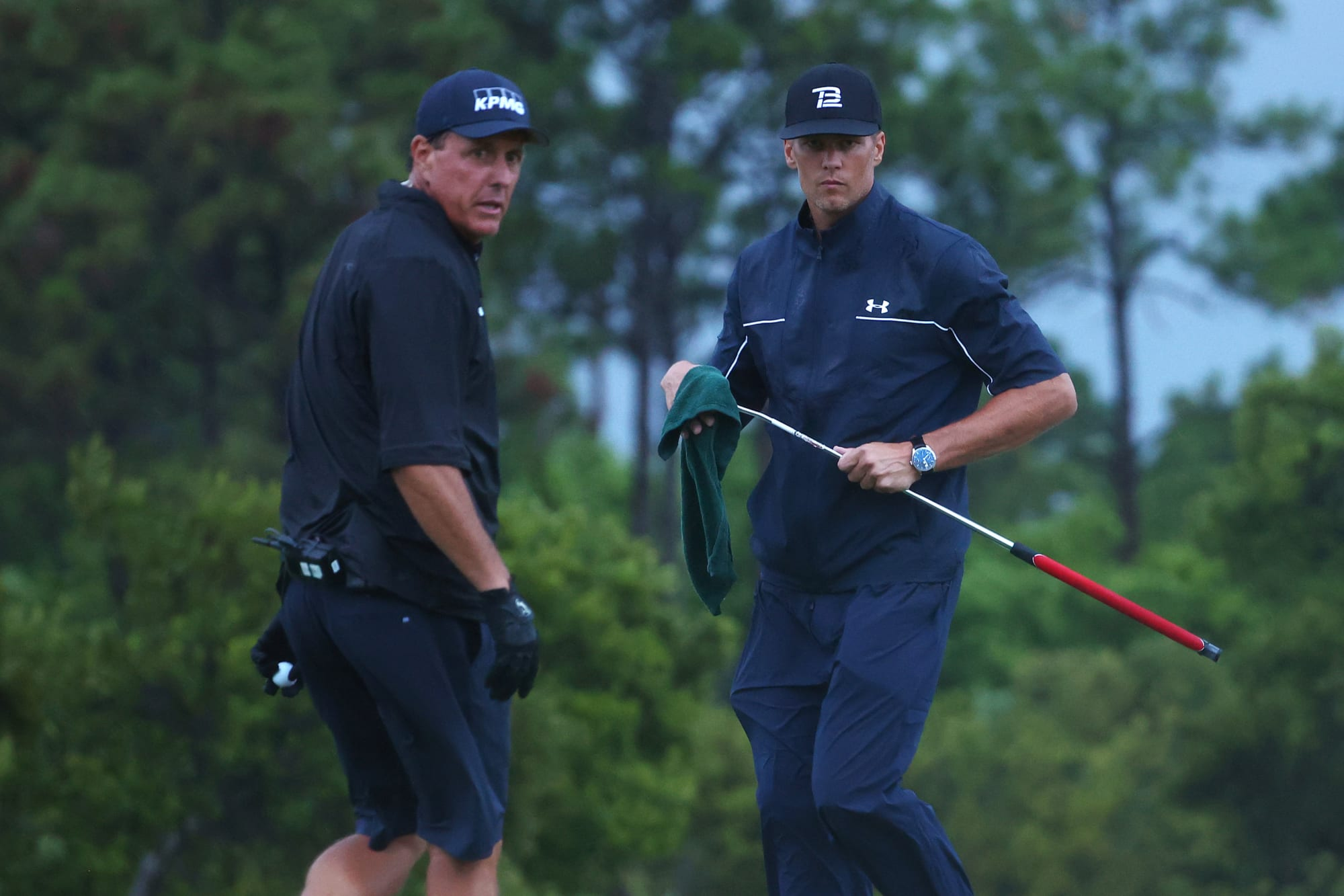 The Match 4: Everything to know about Aaron Rodgers vs. Tom Brady in golf