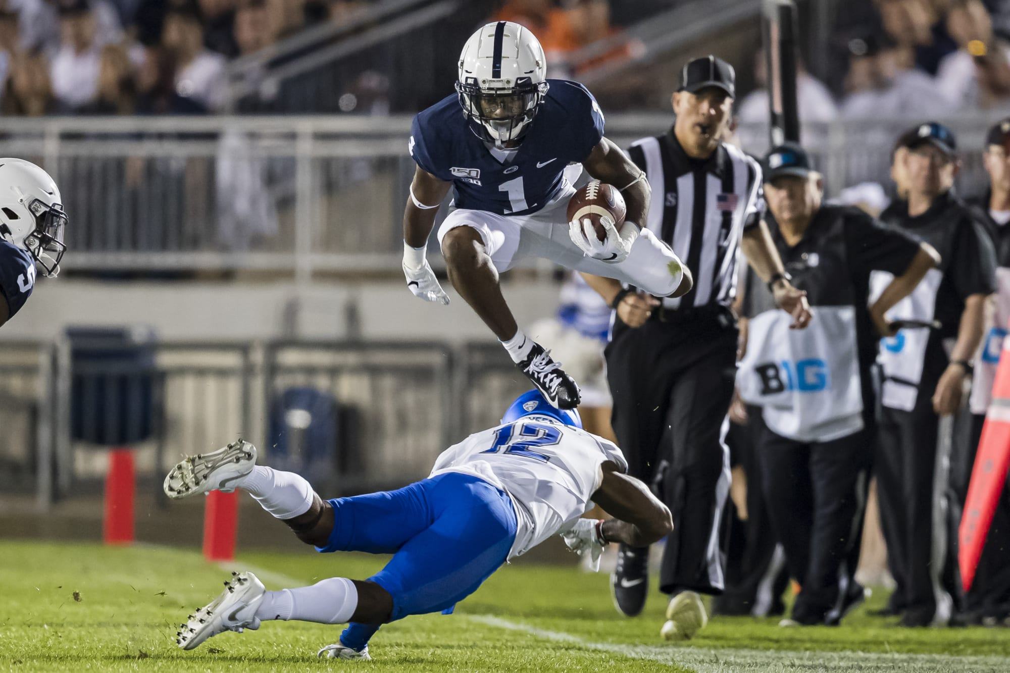 Dallas Cowboys Land Game Changing Playmakers In 7 Round Mock Draft Page 7