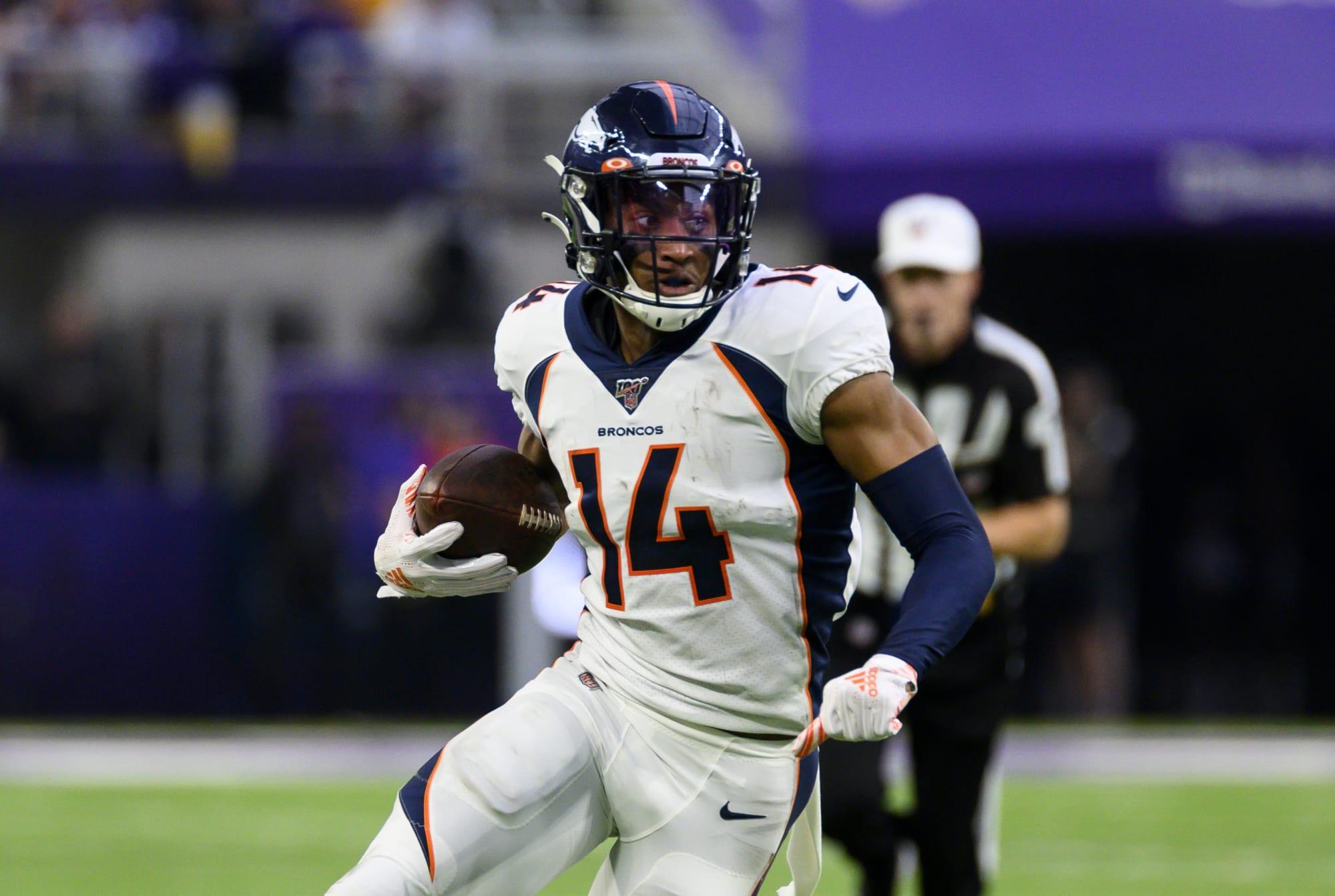 Denver Broncos wide receiver room could be the NFL's best