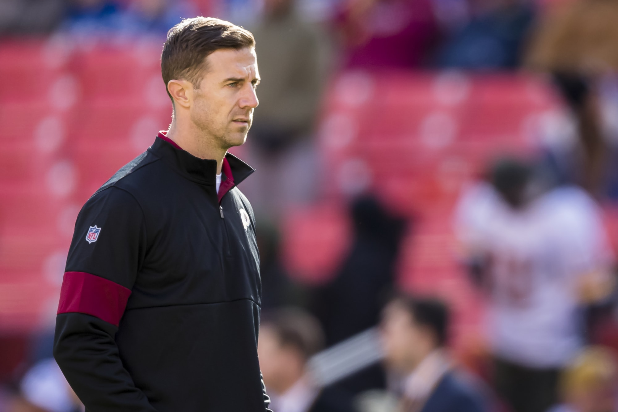 Alex Smith Shouldn T See The Field For The Washington Football Team