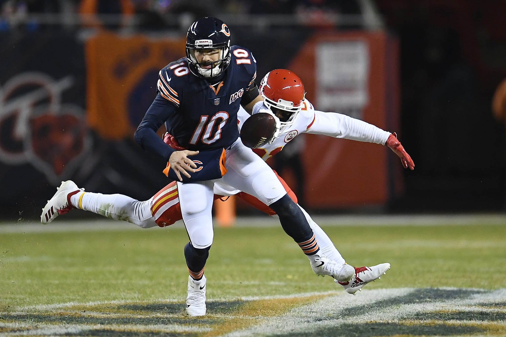 Bears training camp: 3 Most important position battles in Chicago