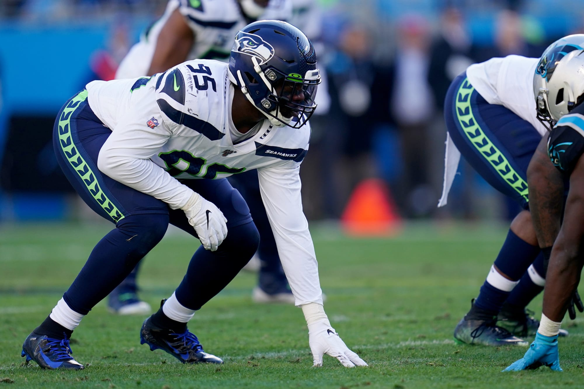 Seattle Seahawks: L.J. Collier searching for redemption in 2020