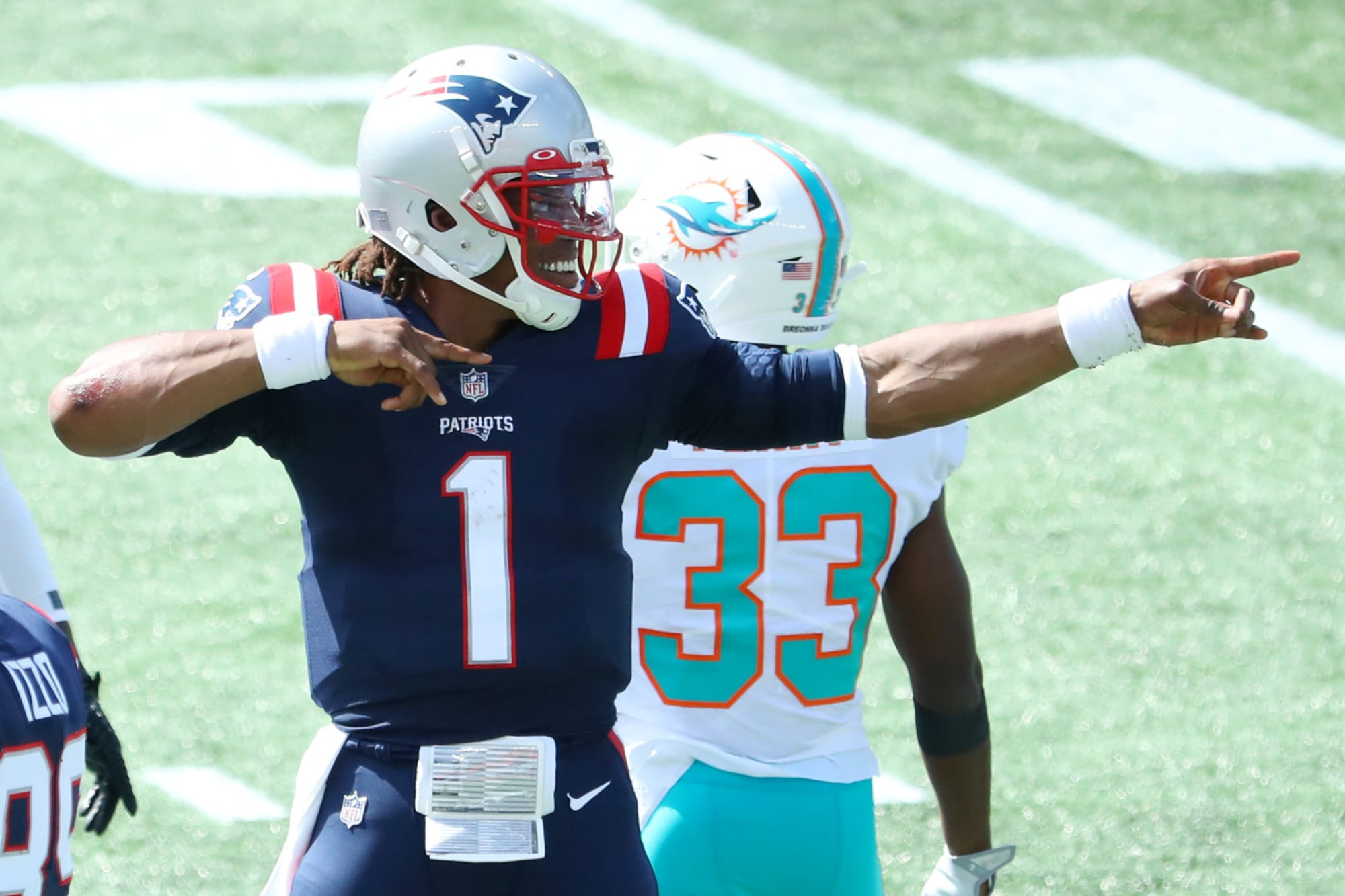 Patriots Vs Dolphins Nfl Week 14 Game Highlights Youtube