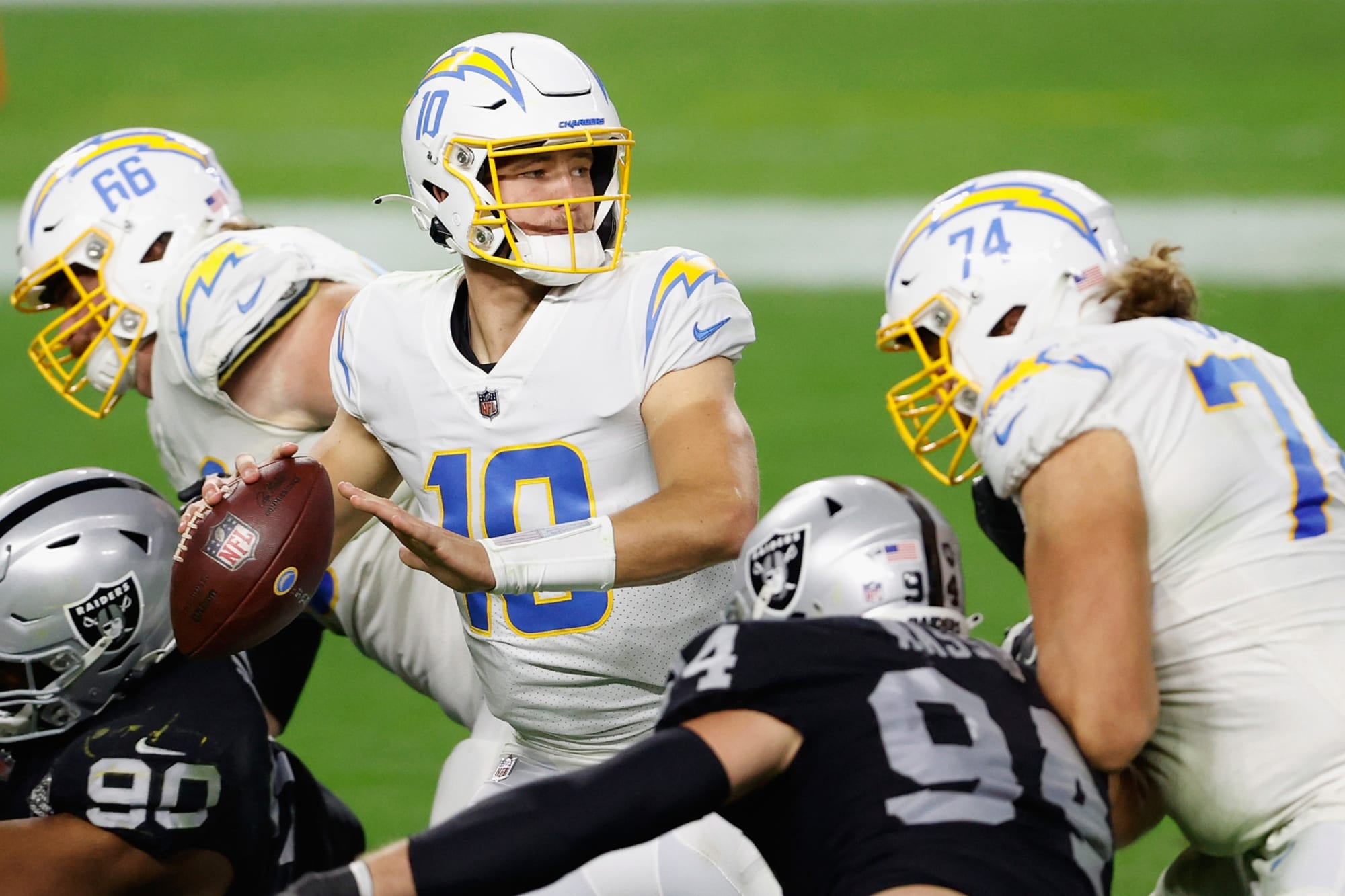 Are the Los Angeles Chargers the AFC's most improved team?