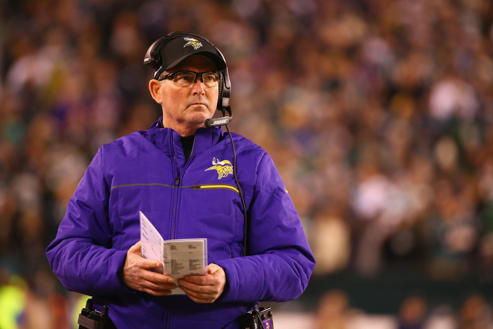 Could the Minnesota Vikings move on from Mike Zimmer after 2020?