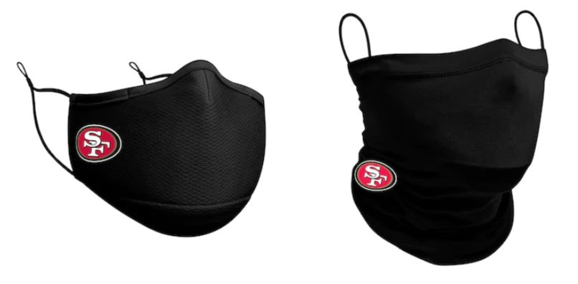 San Francisco 49ers: Get your official on-field New Era face coverings now