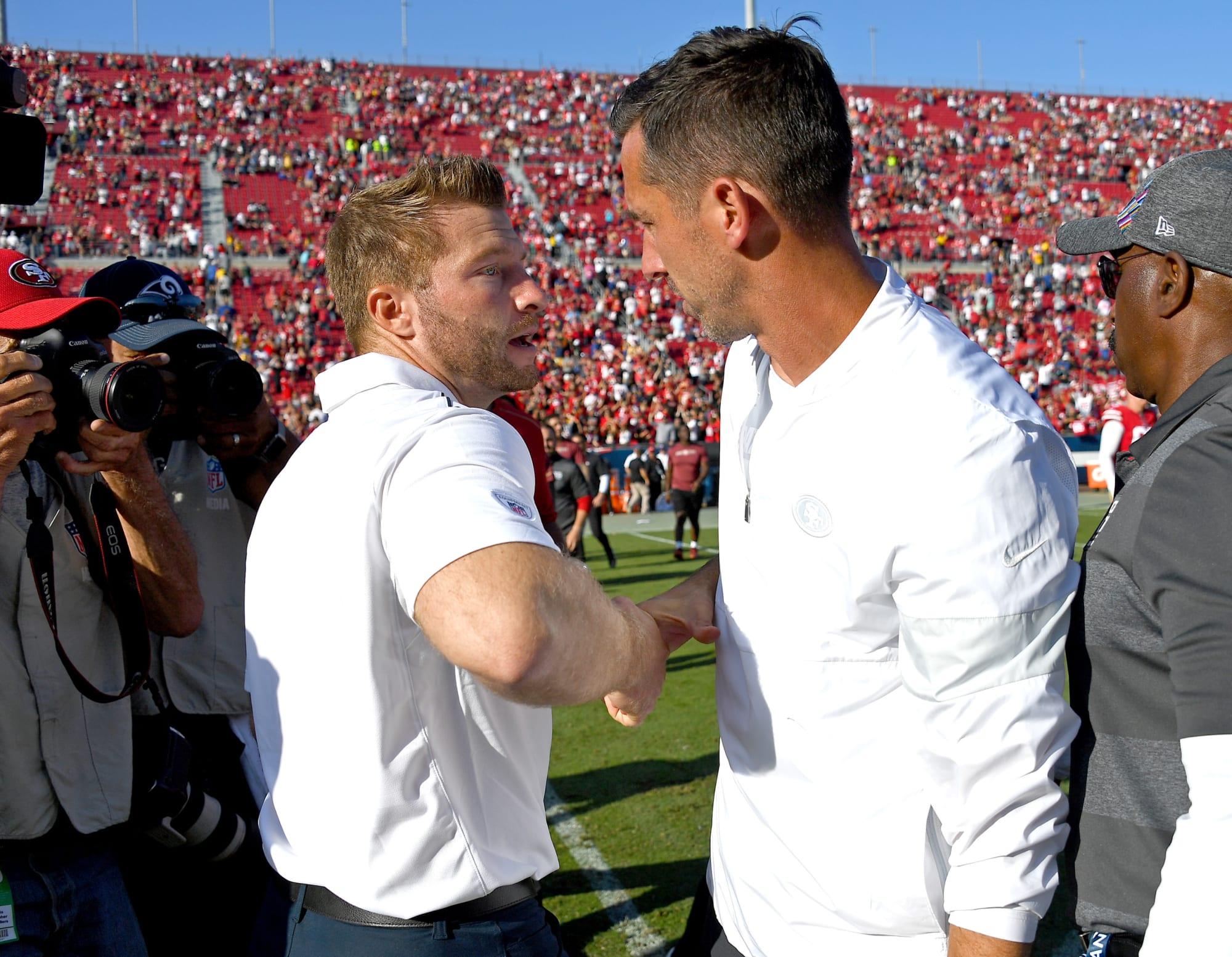 SF 49ers vs. LA Rams: Sean McVay isn't better than Kyle Shanahan