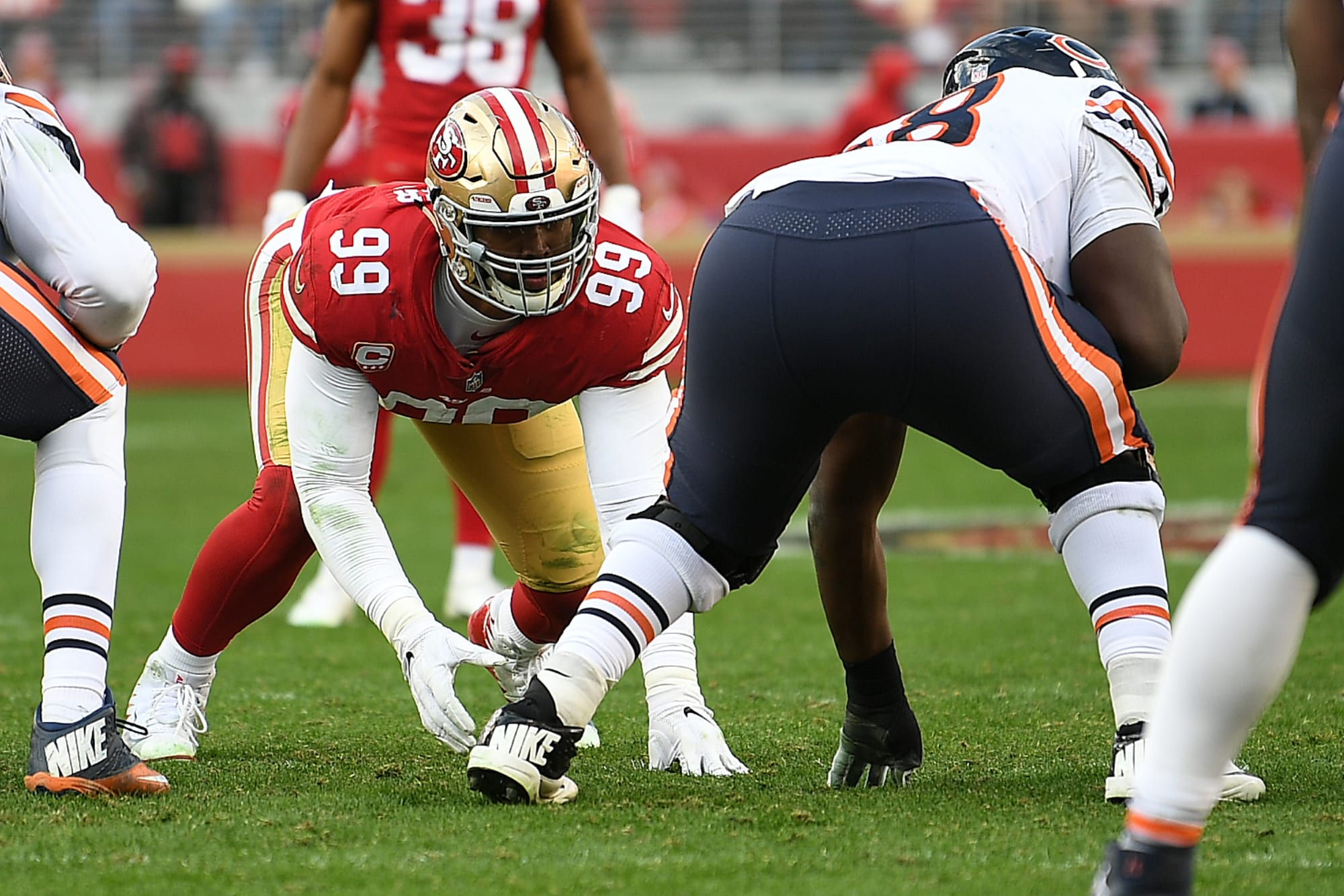 49ers Pros And Cons Behind The New Wide 9 Defensive Alignment