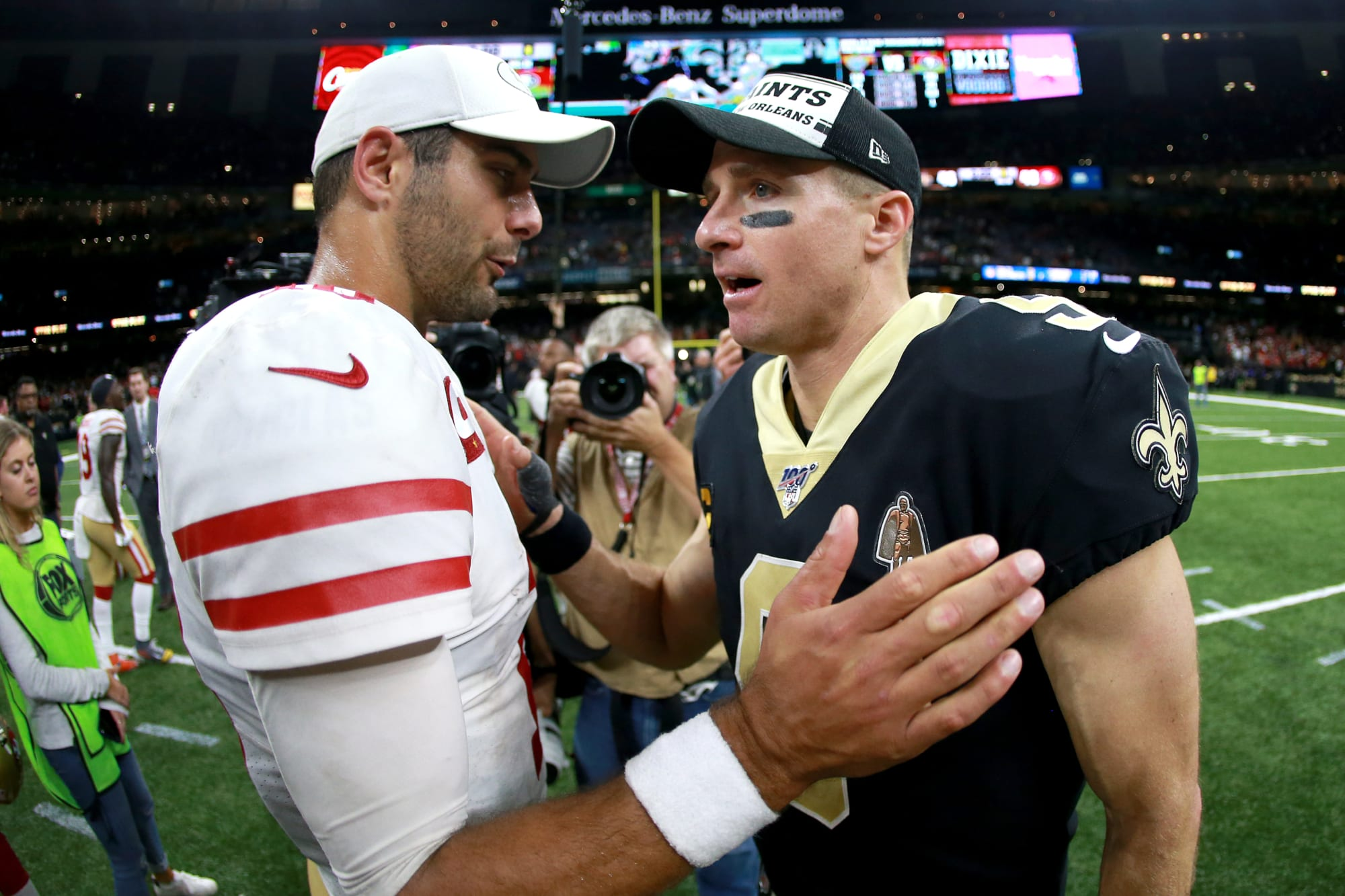 Top 4 teams to challenge 49ers for NFC crown in 2020