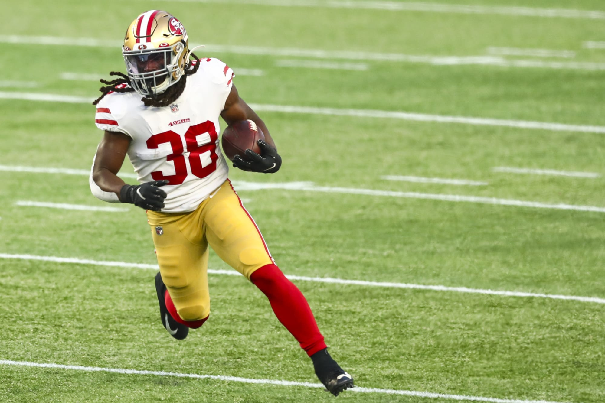 49ers roster 2021: Does JaMycal Hasty survive cuts?