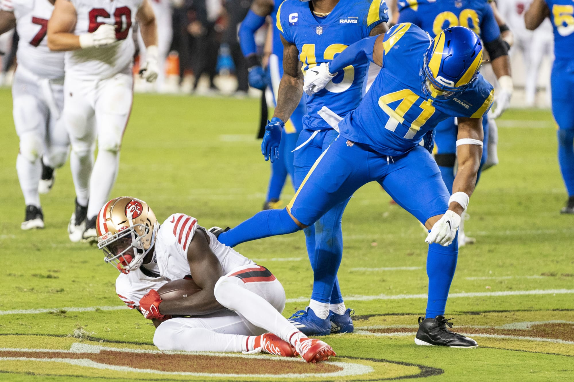 SF 49ers: 106 thoughts during Week 5 win vs. LA Rams