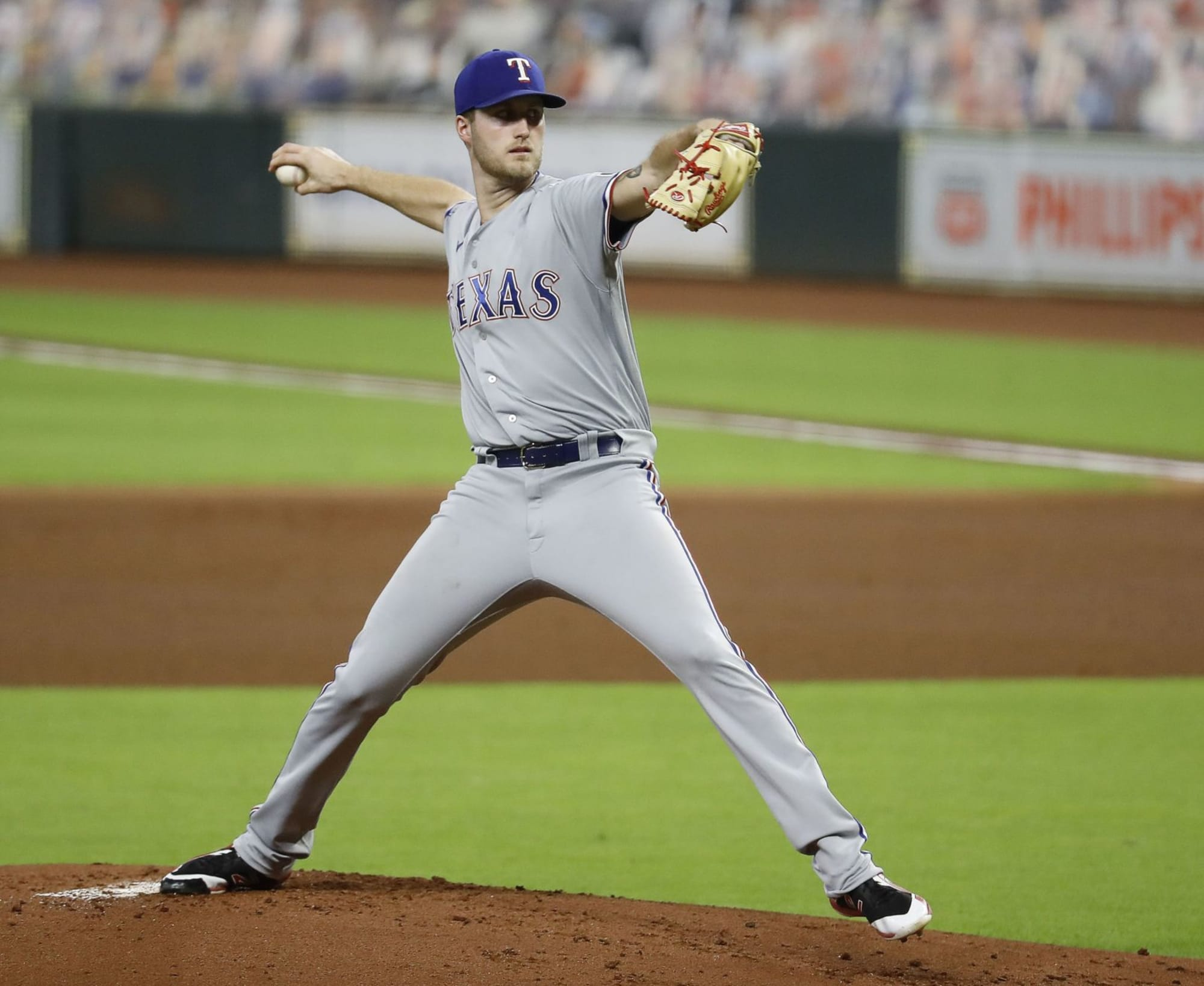 Texas Rangers: Three Topics to Watch as Final Road Trip Begins Against Angels
