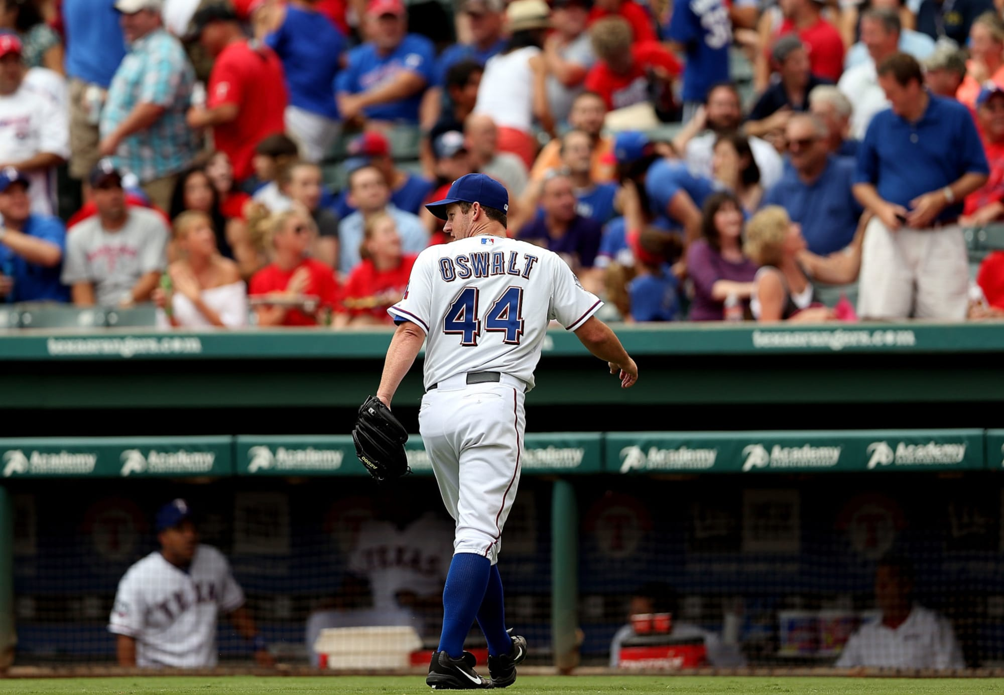 12 players you forgot were on the Texas Rangers