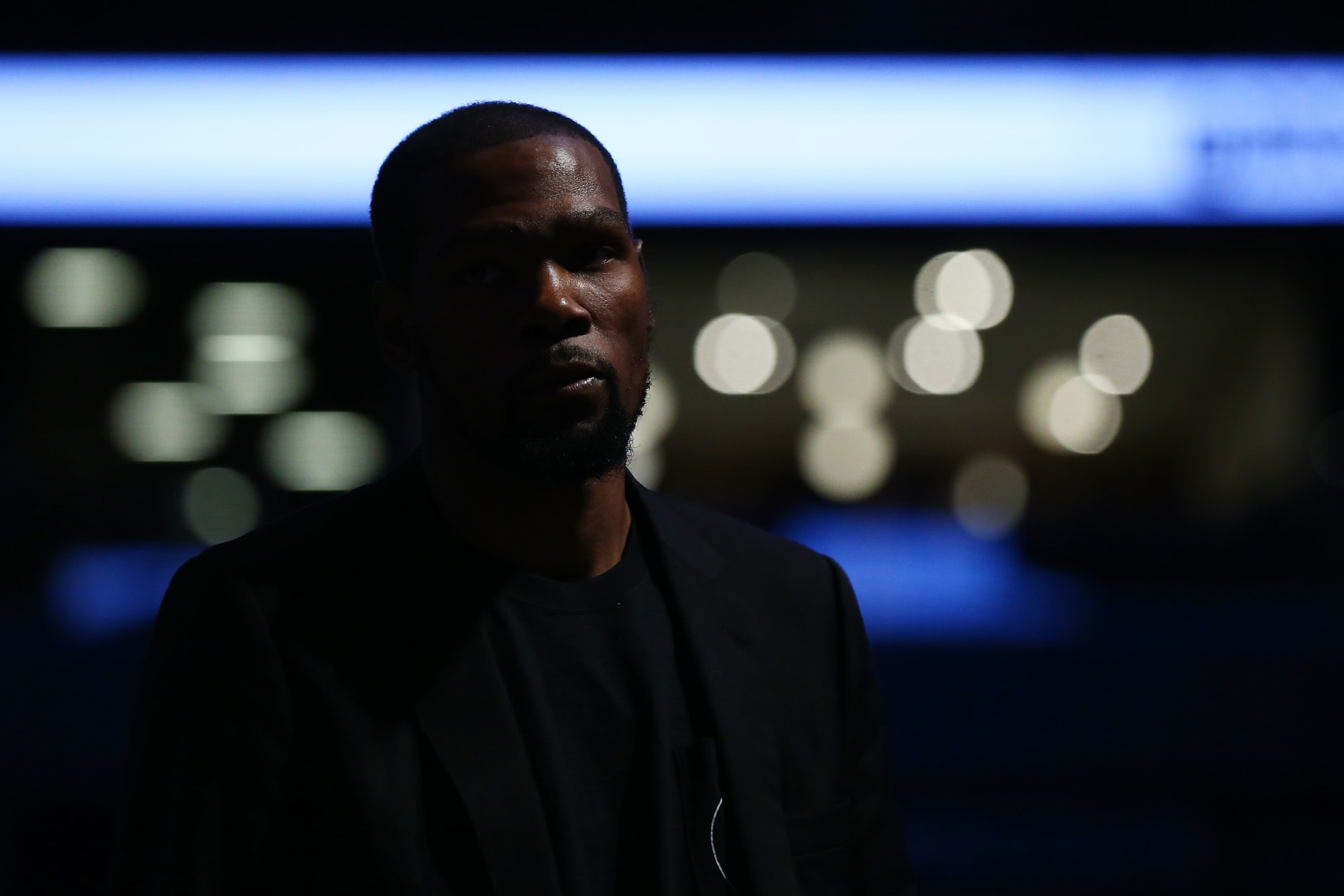 Brooklyn Nets: Is Kevin Durant similar to Darth Vader?