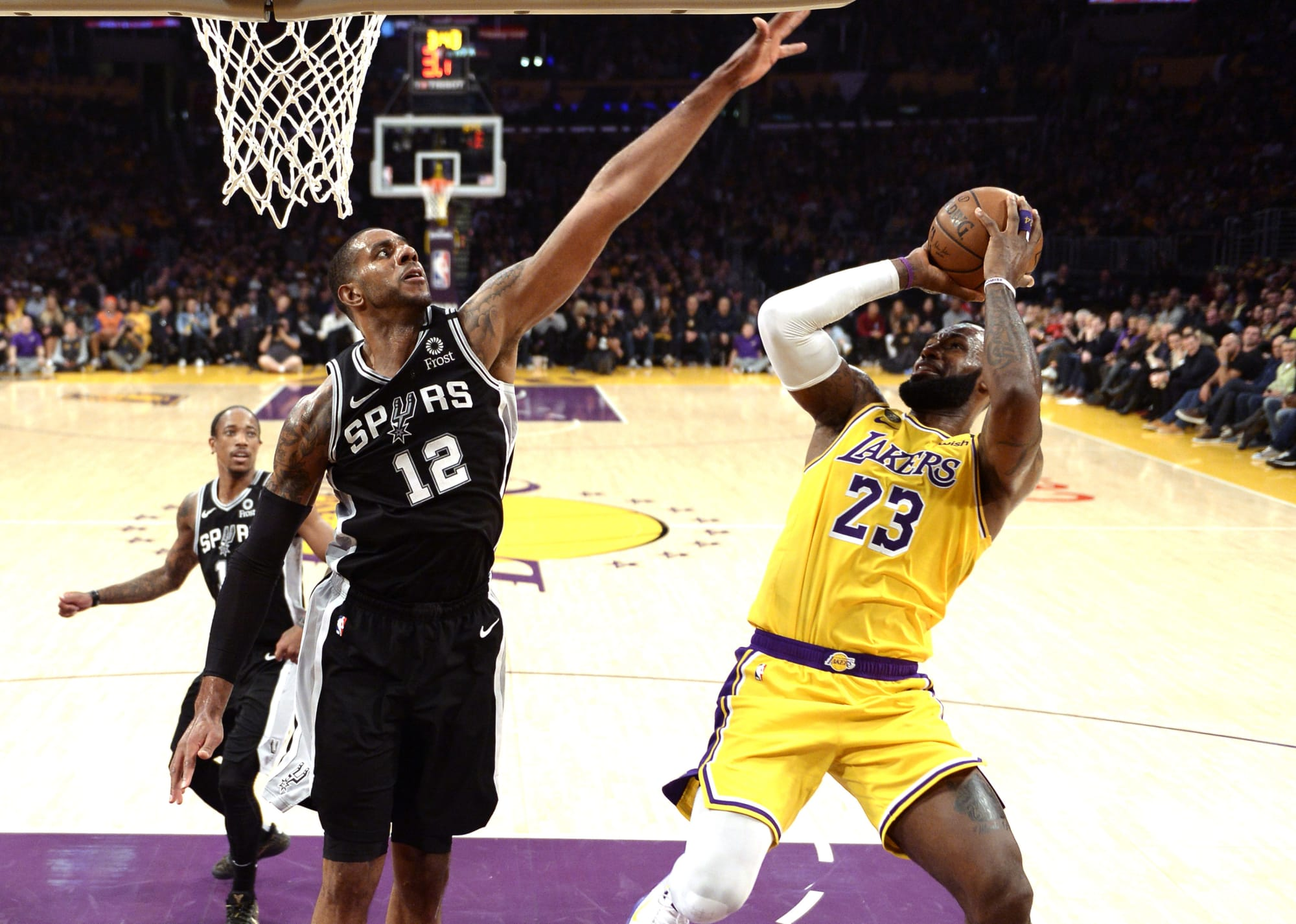 Brooklyn Nets: LaMarcus Aldridge addition could be key to beating Lakers