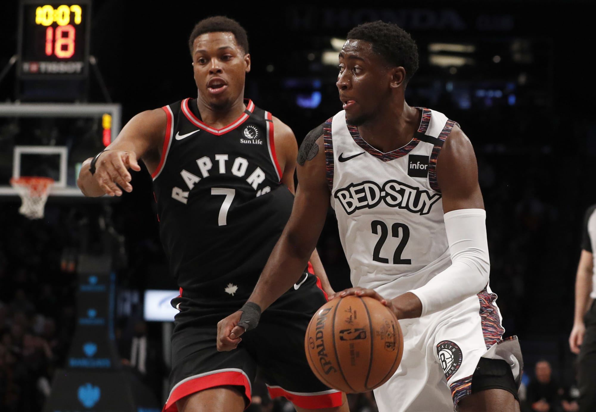 Nets Brooklyn Already Has A Third Star And His Name Is Caris Levert