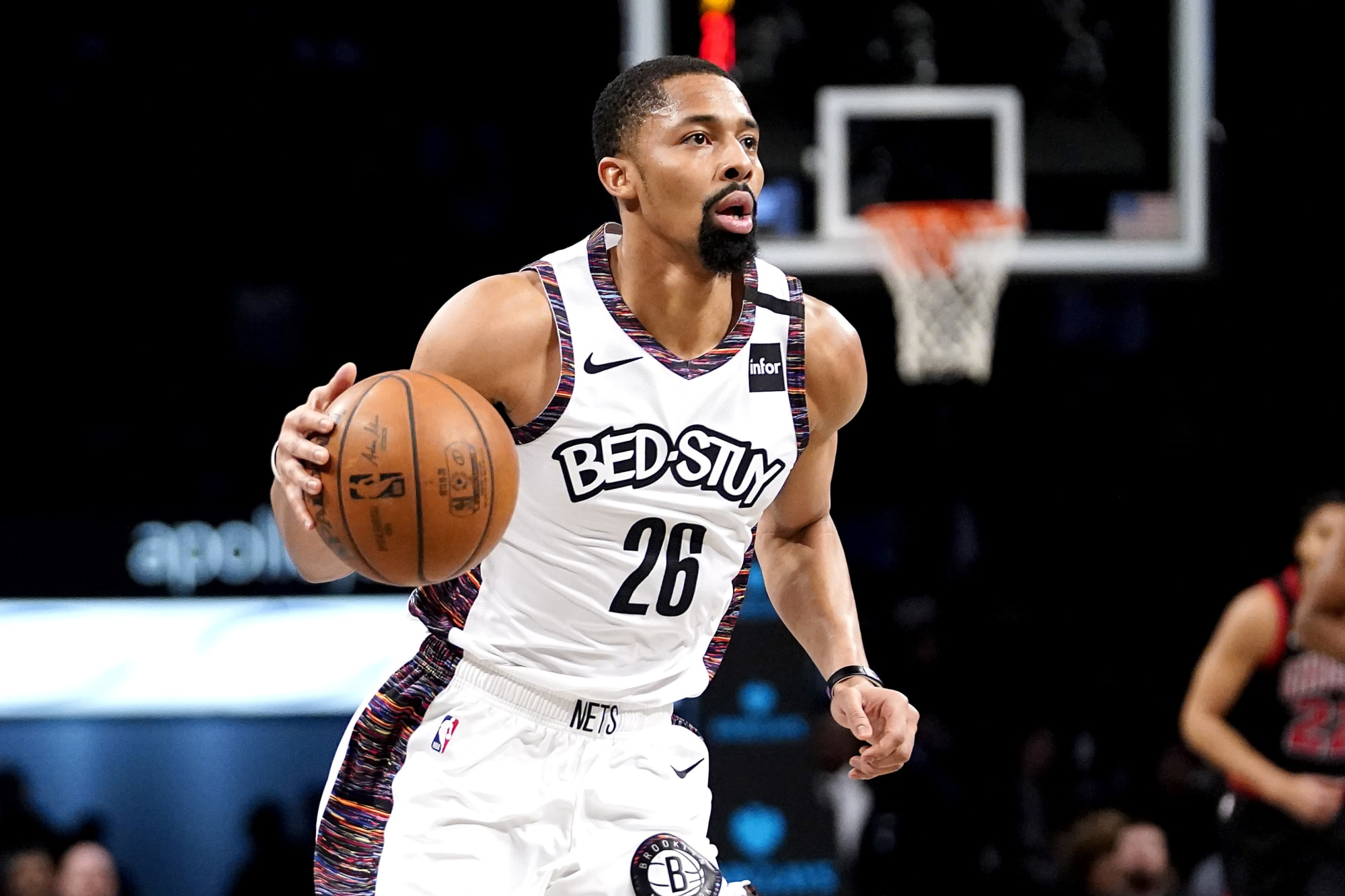 Brooklyn Nets: This Spencer Dinwiddie trade with Lakers could actually work