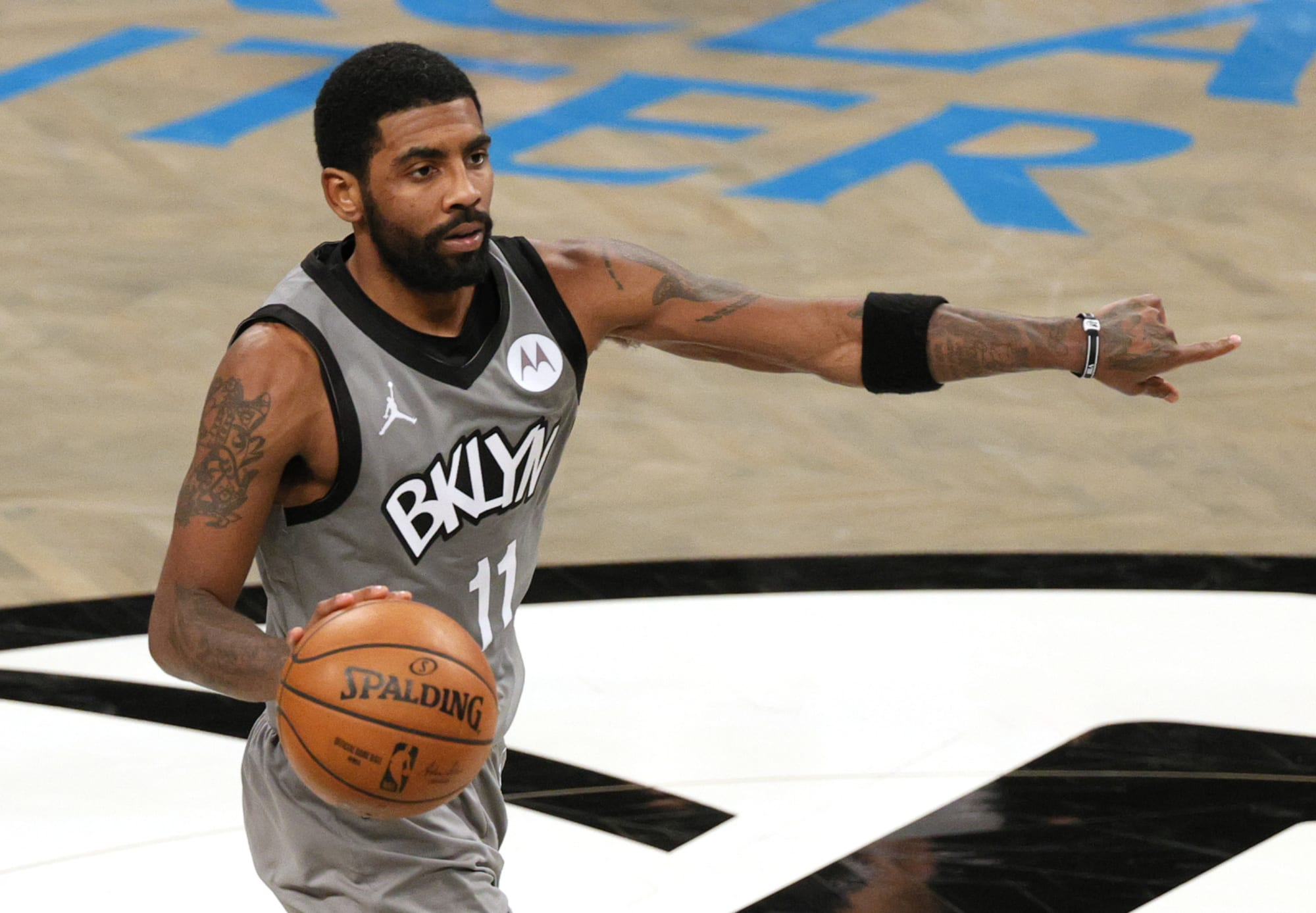 Nets: Is Kyrie Irving's extended absence out of bounds? -  Nothin' But Nets