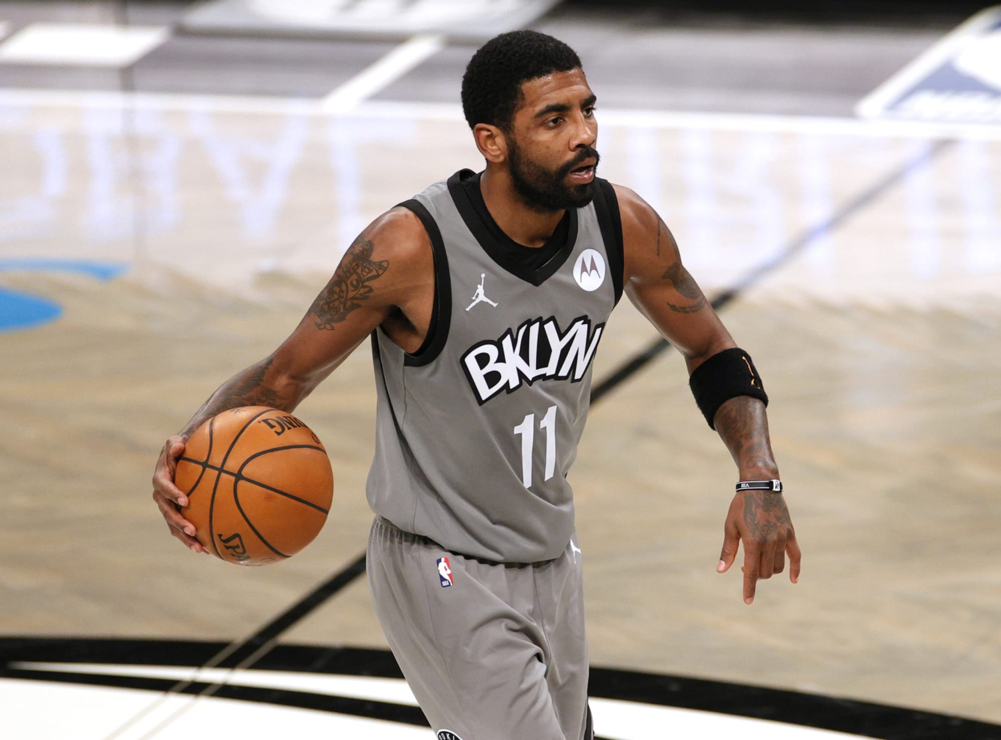 Kyrie Irving subject to massive 'protocol violation' fine pending investigation -  Nothin' But Nets