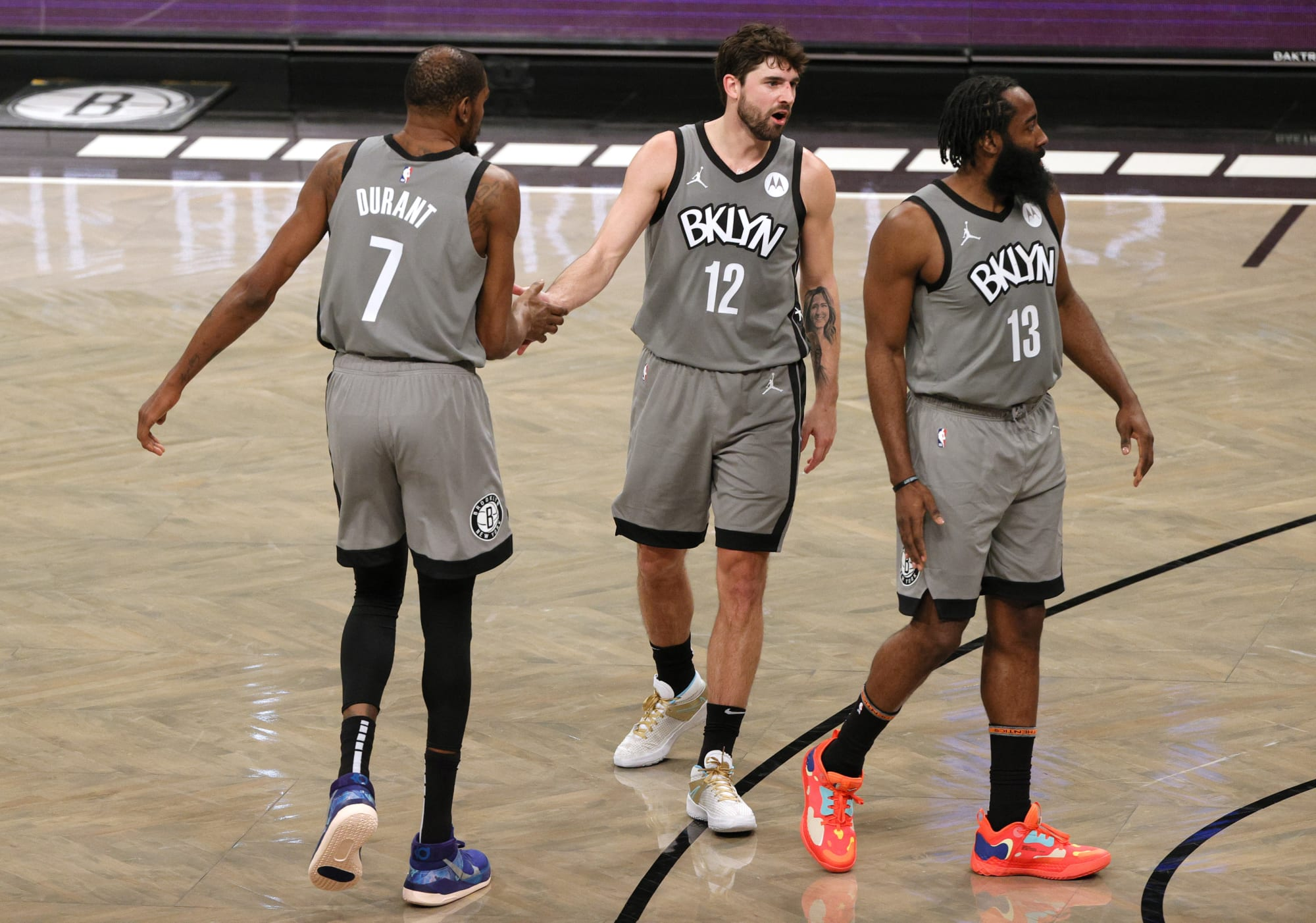 Brooklyn Nets: Lineup changes may prove beneficial in postseason