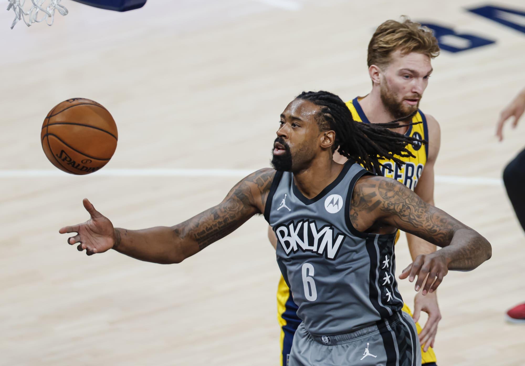 Brooklyn Nets turn back to DeAndre Jordan with Aldridge retired