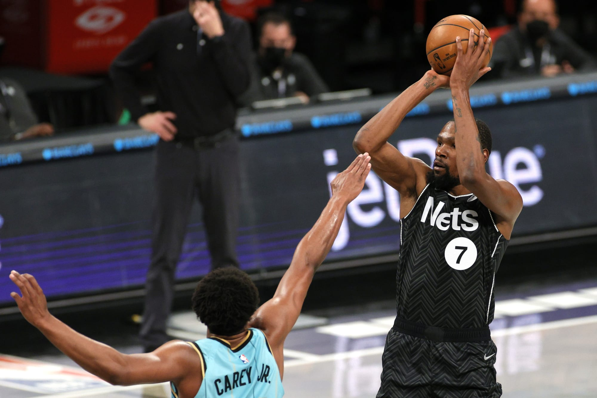 Brooklyn Nets: Kevin Durant ruled out for game due to lower leg contusion