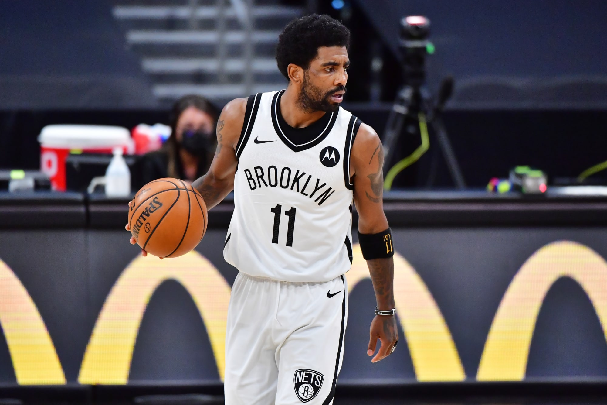 Brooklyn Nets: Kyrie Irving lashes out at Nike over design of new shoe -  Nothin' But Nets