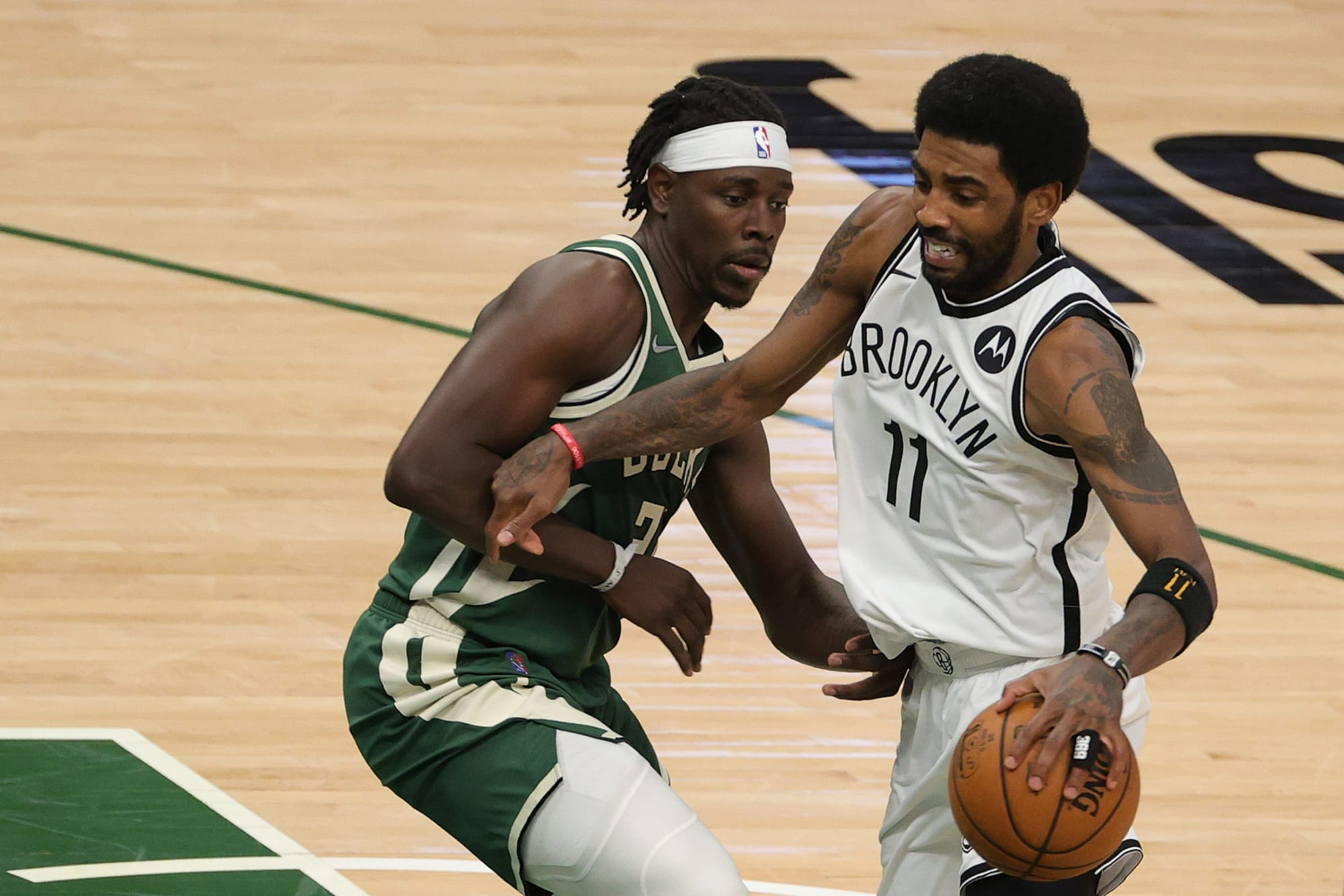 Brooklyn Nets: Kyrie Irving should have Milwaukee Bucks scared -  Nothin' But Nets