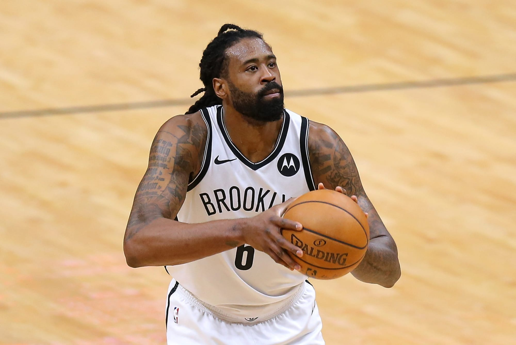 This Nets-Grizzlies trade could help BK lose DeAndre Jordan's contract