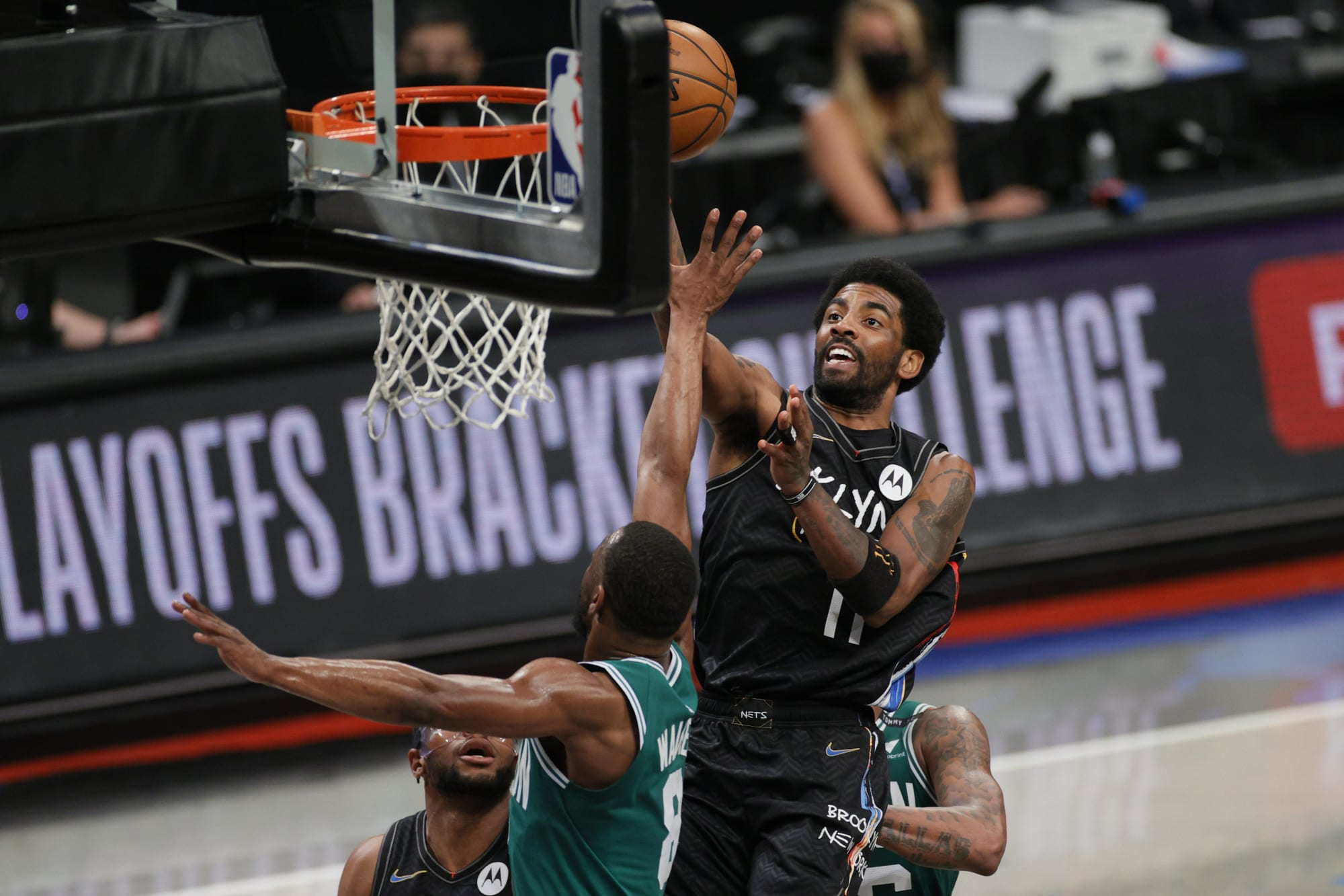 Brooklyn Nets: 3 former Kyrie Irving teammates to sign or acquire