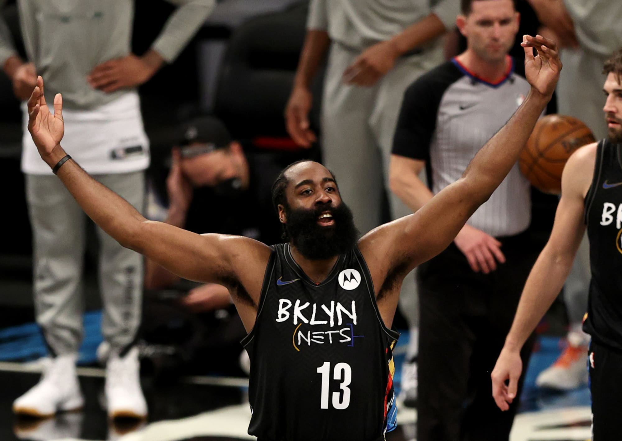 Brooklyn Nets: 3 former James Harden teammates to sign