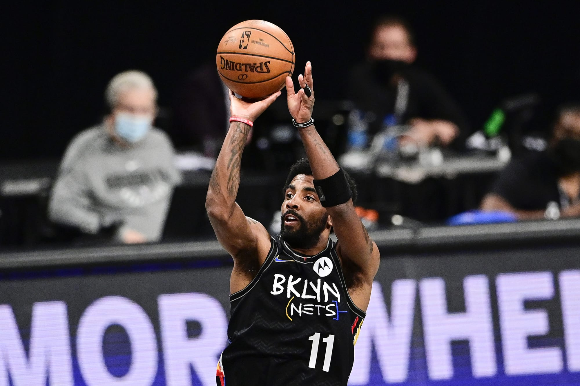 Kyrie Irving's Instagram post makes it look like he's committed to the Nets -  Nothin' But Nets