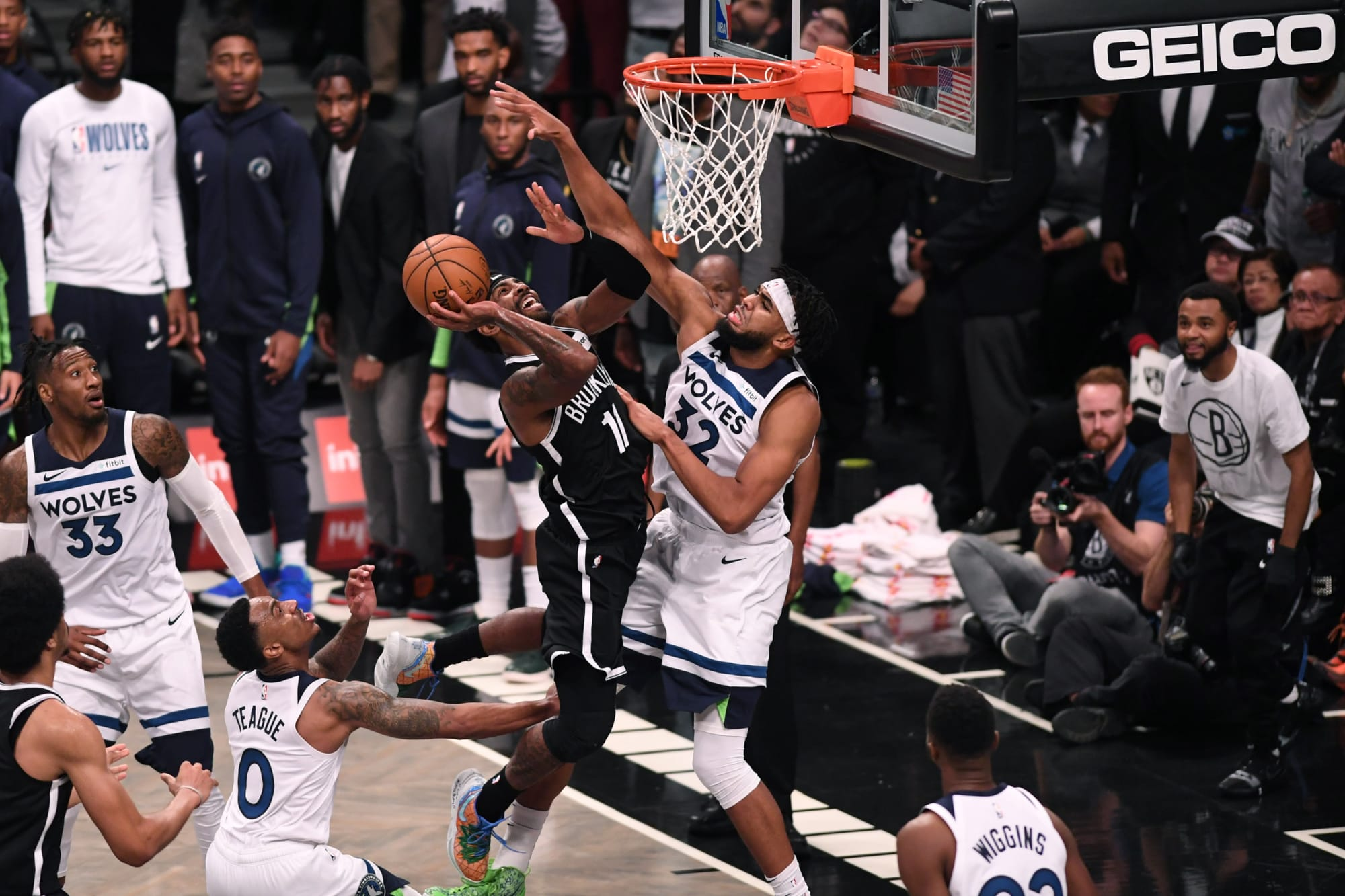 Nets: Karl-Anthony Towns takes apart Kyrie Irving's vaccine stance