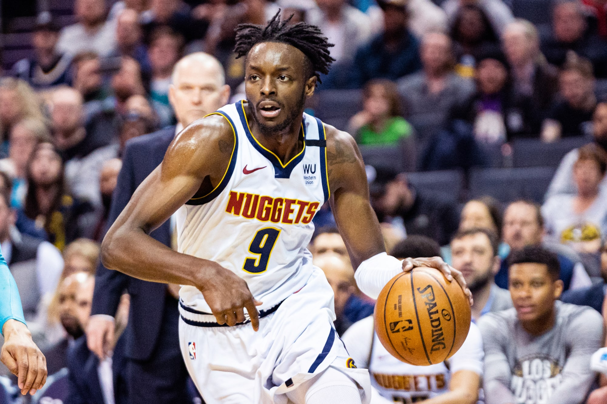 Report: Jerami Grant leaning towards declining player option
