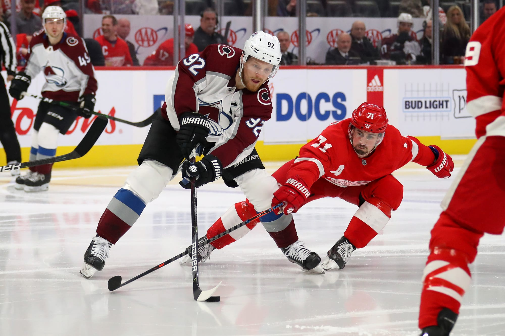Detroit Red Wings: Which free agents might Yzerman target?